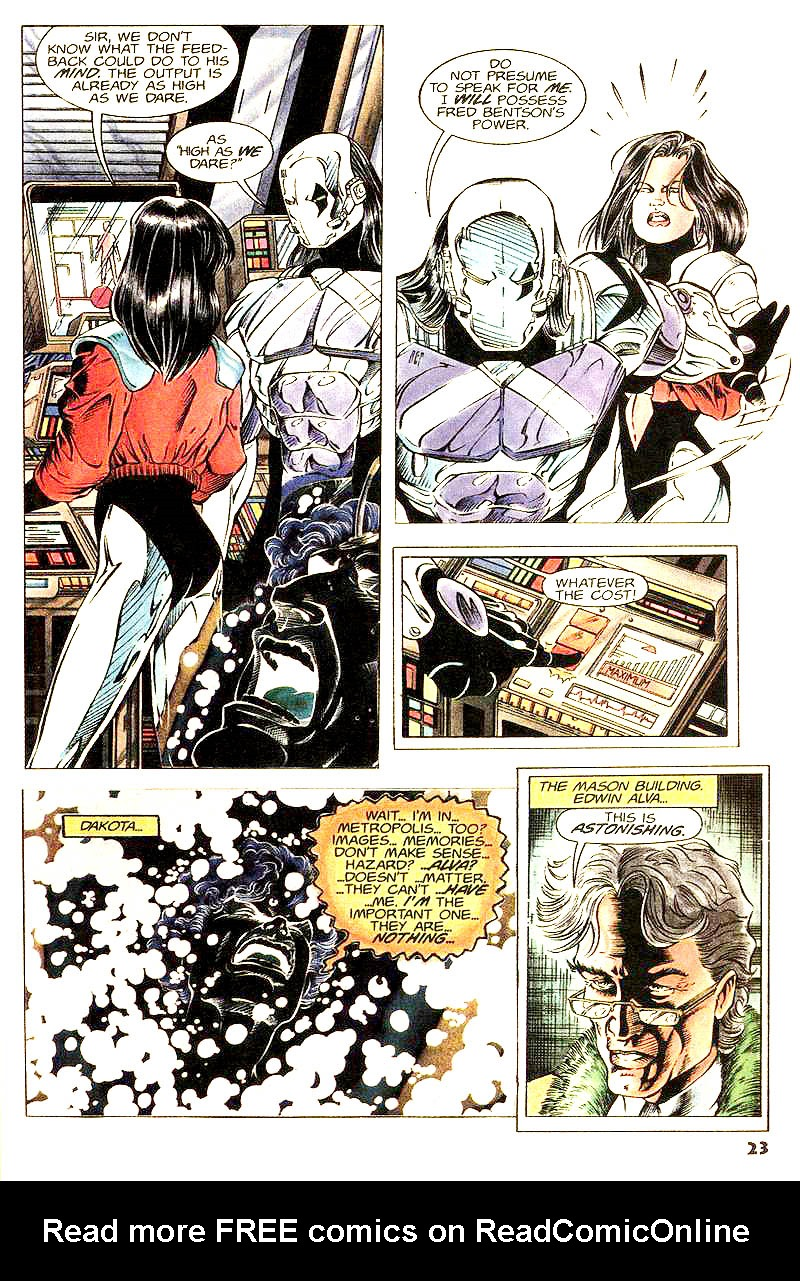 Read online Worlds Collide comic -  Issue # Full - 21