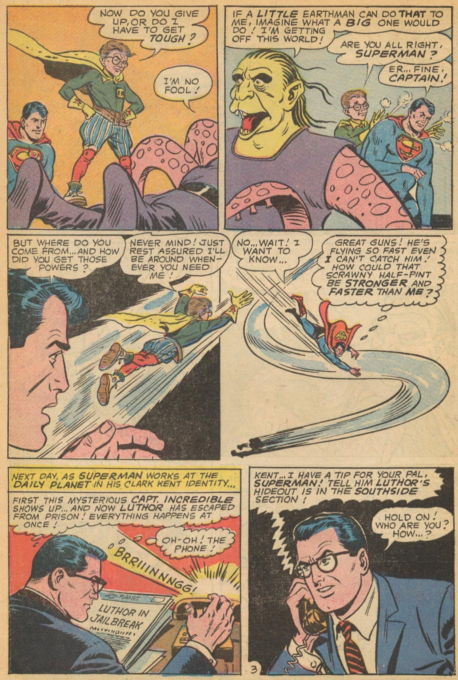 Read online Action Comics (1938) comic -  Issue #354 - 6