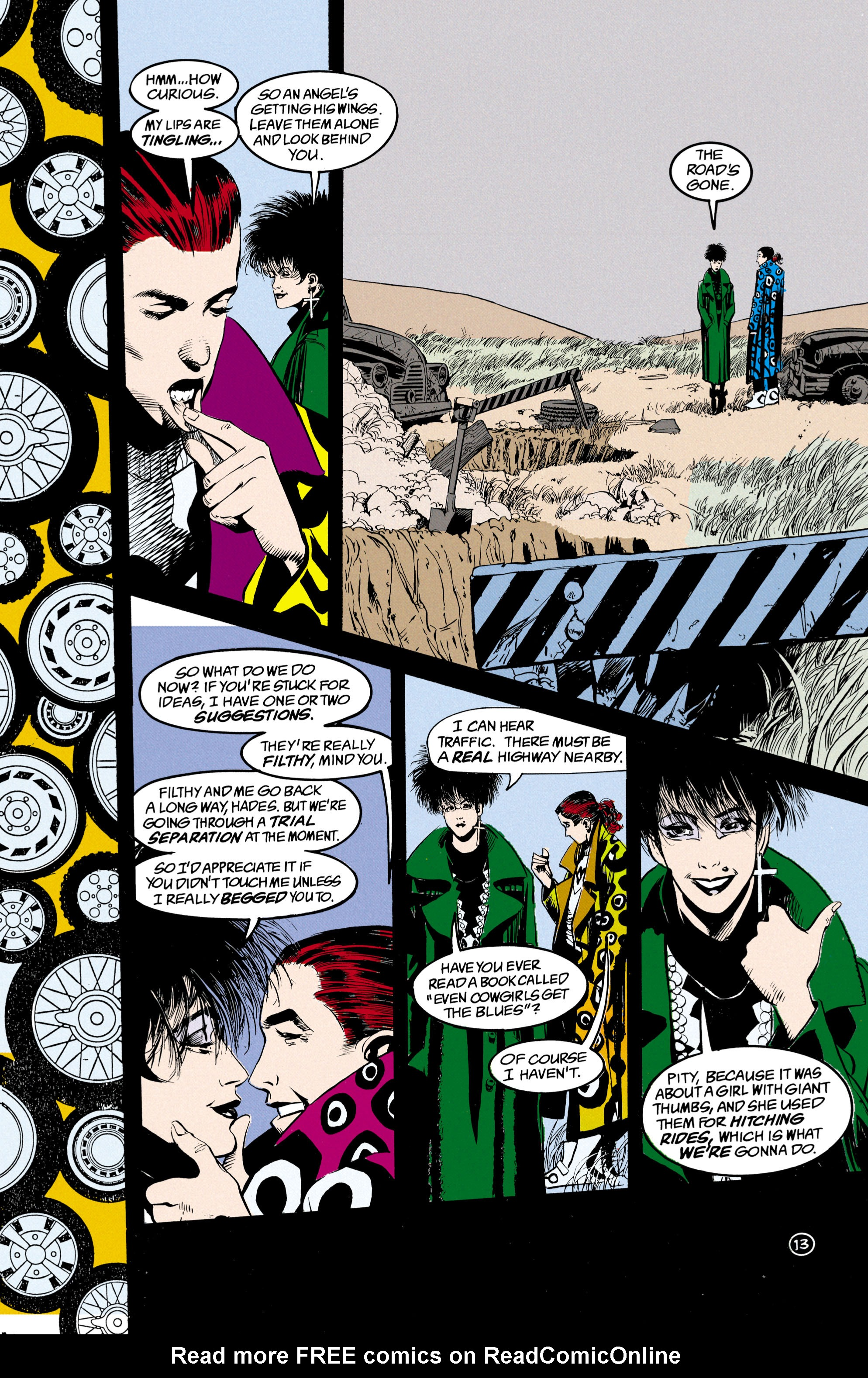 Read online Shade, the Changing Man comic -  Issue #24 - 14