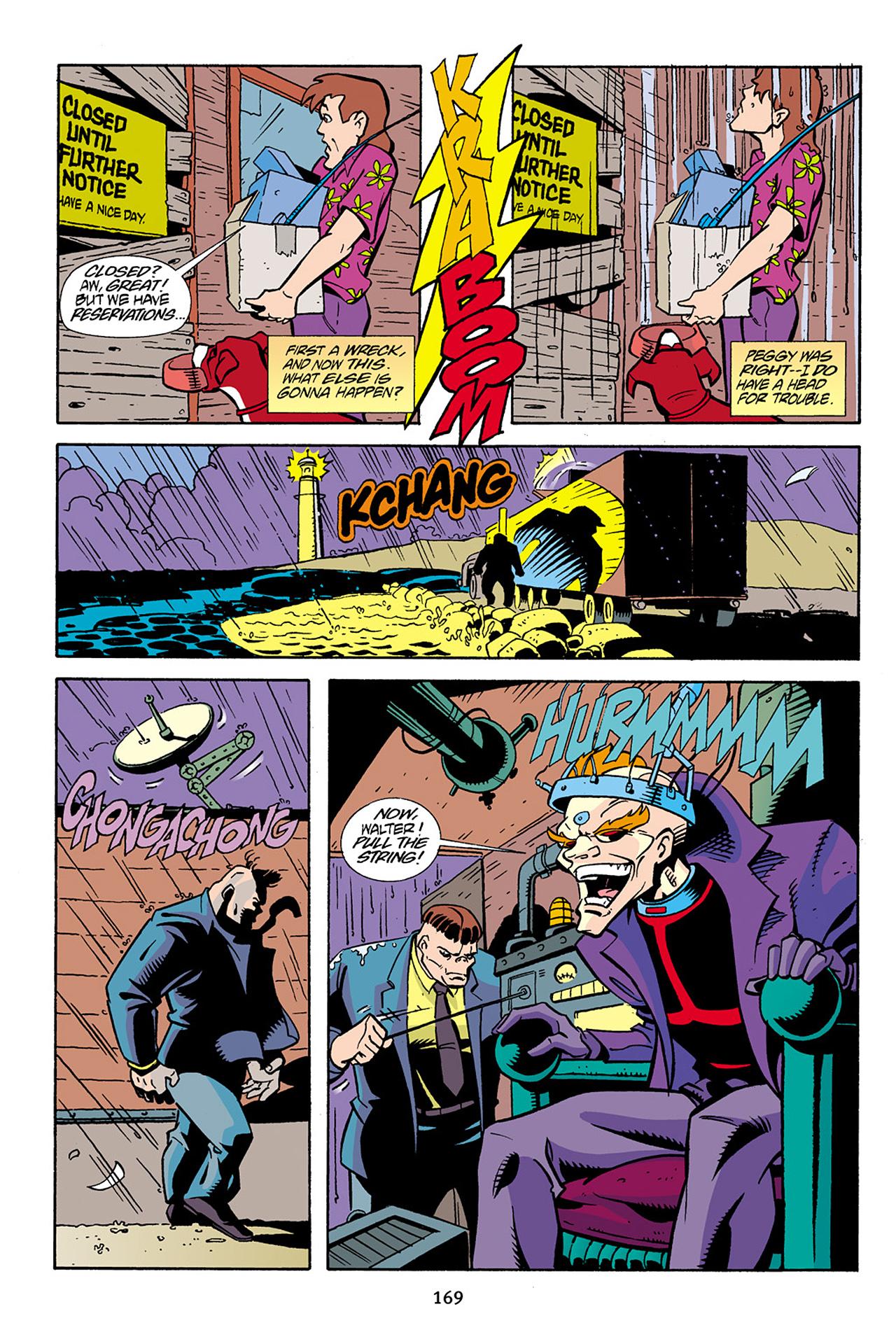 Read online Adventures Of The Mask Omnibus comic -  Issue #Adventures Of The Mask Omnibus Full - 168