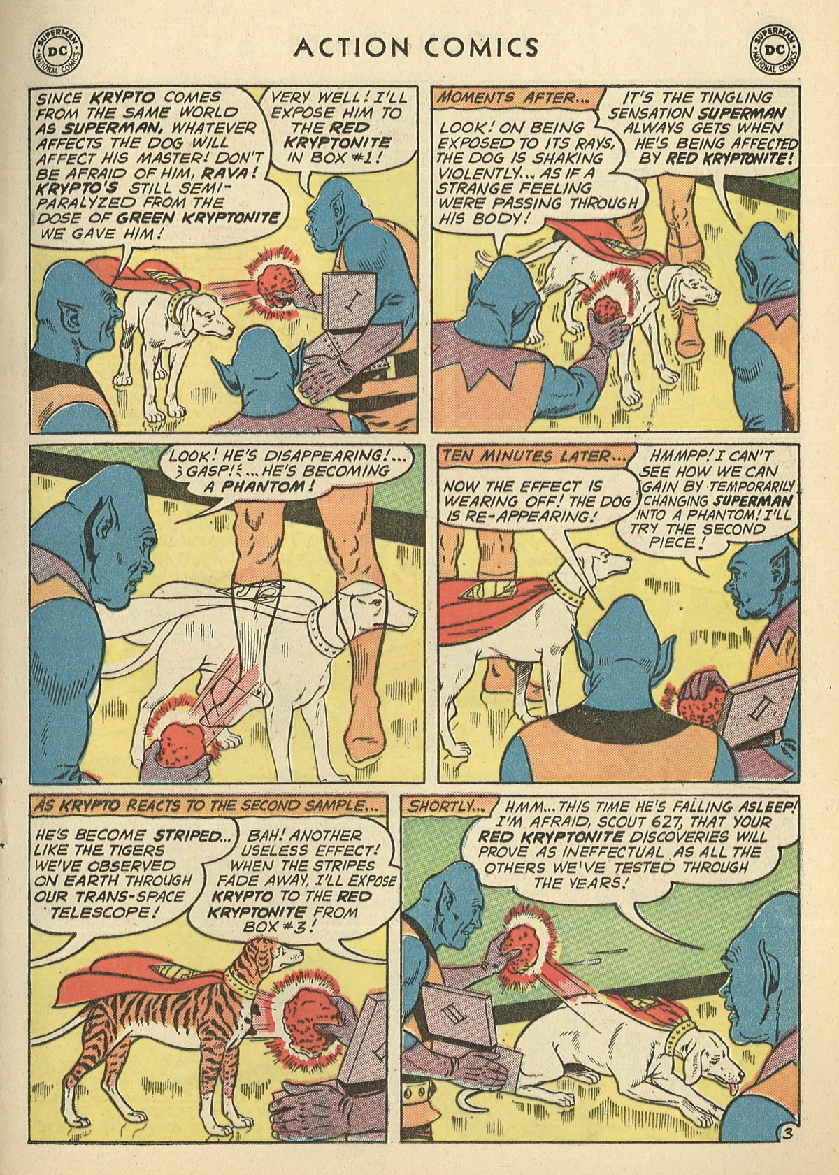 Read online Action Comics (1938) comic -  Issue #286 - 5