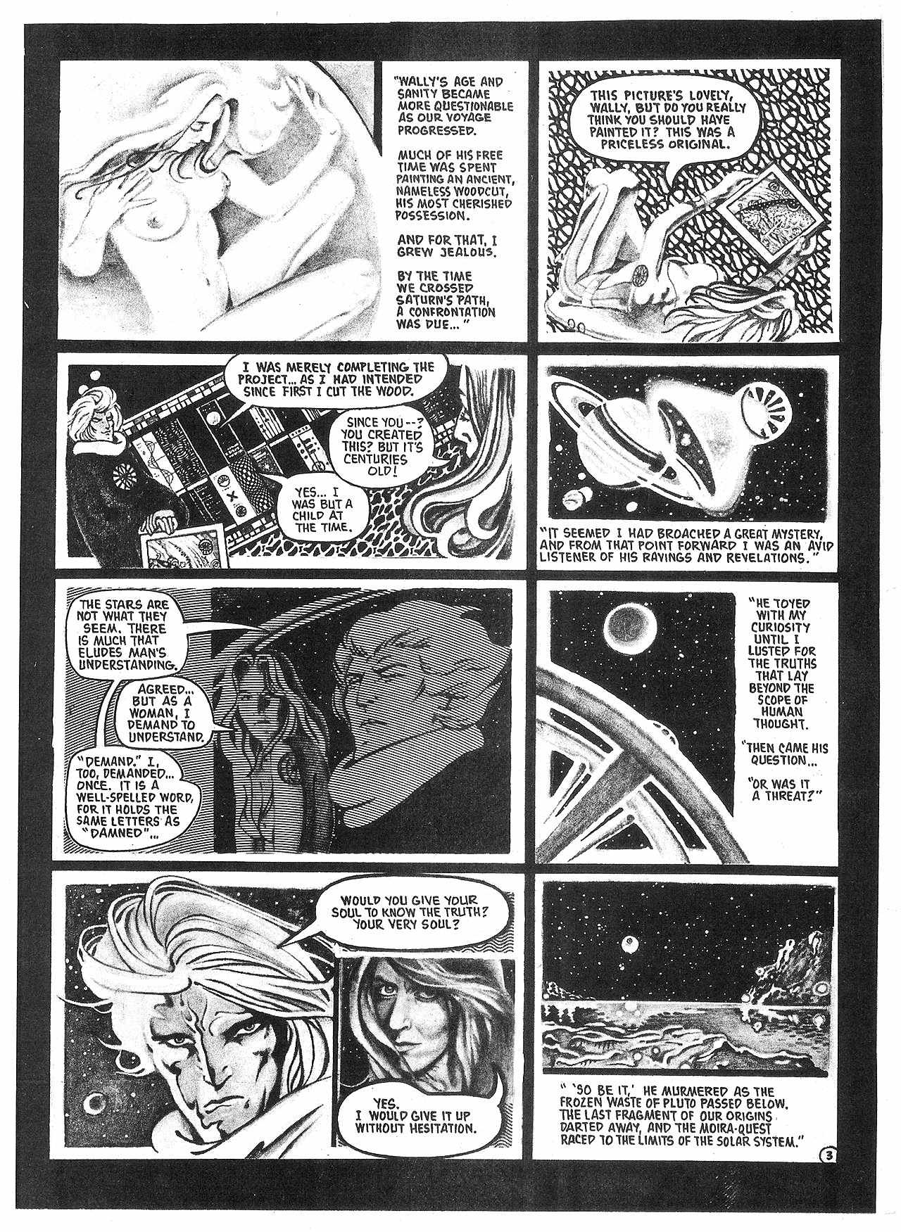 Read online Star*Reach comic -  Issue #6 - 5