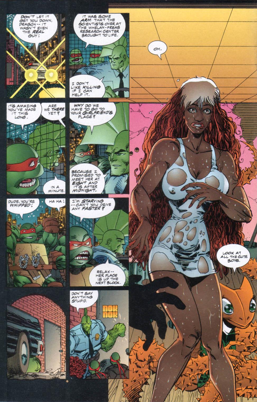 The Savage Dragon (1993) Issue #22 #25 - English 21