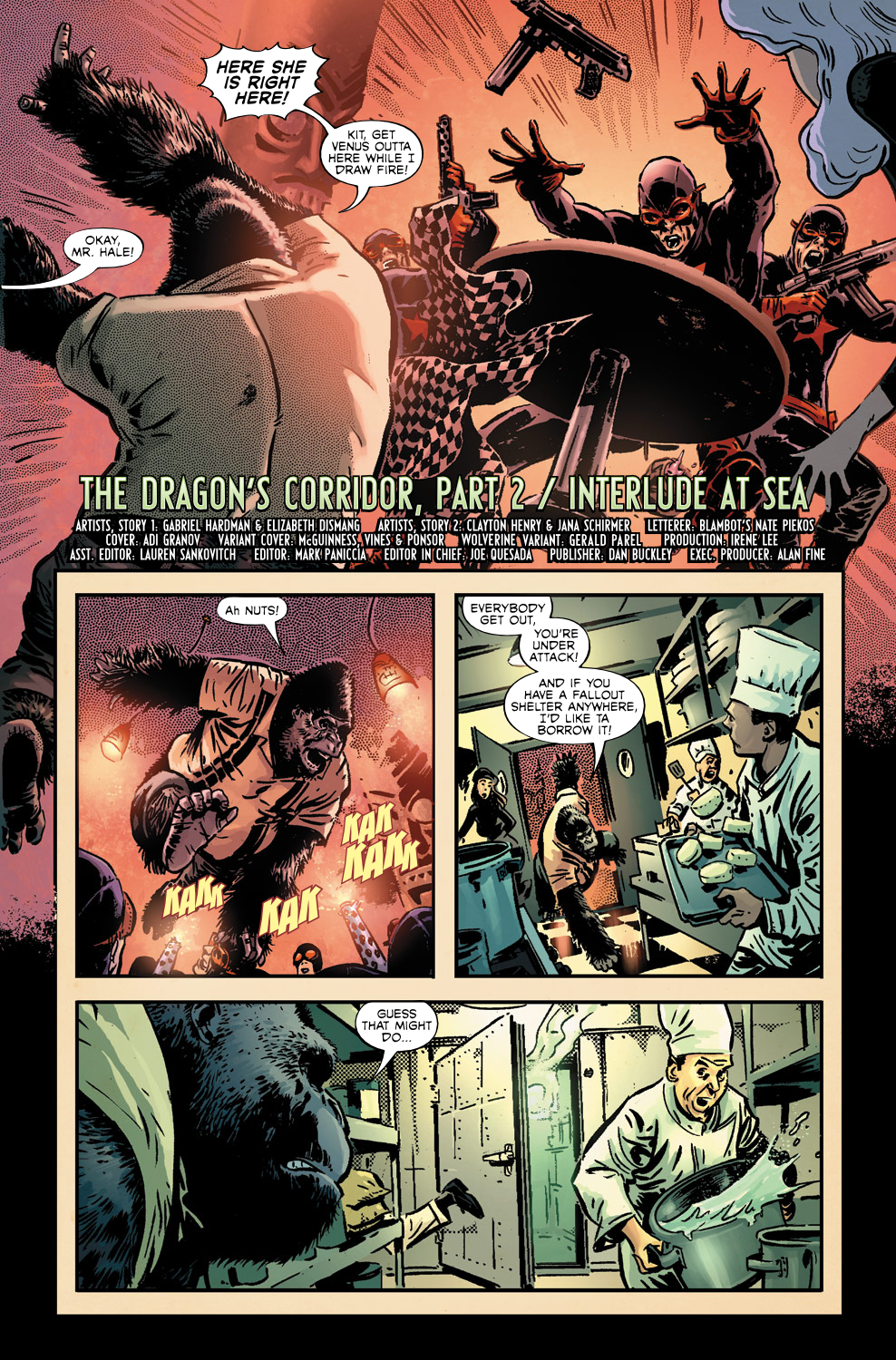 Read online Agents Of Atlas (2009) comic -  Issue #3 - 4