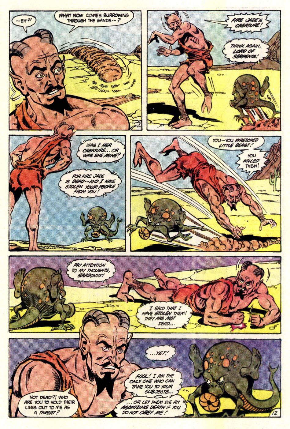 Read online Amethyst (1985) comic -  Issue #4 - 13