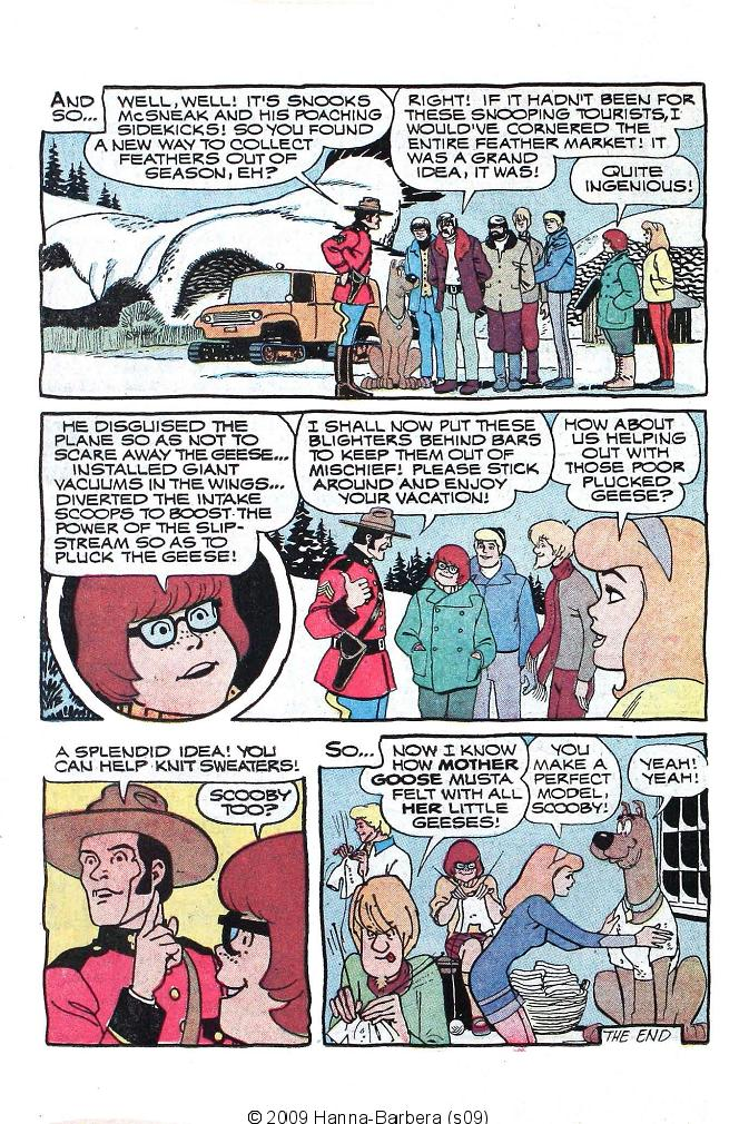 Read online Scooby-Doo... Mystery Comics comic -  Issue #19 - 26