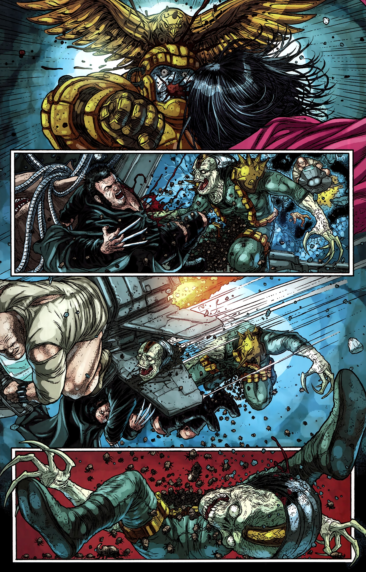 Read online Wolverine: The Best There Is comic -  Issue #9 - 23