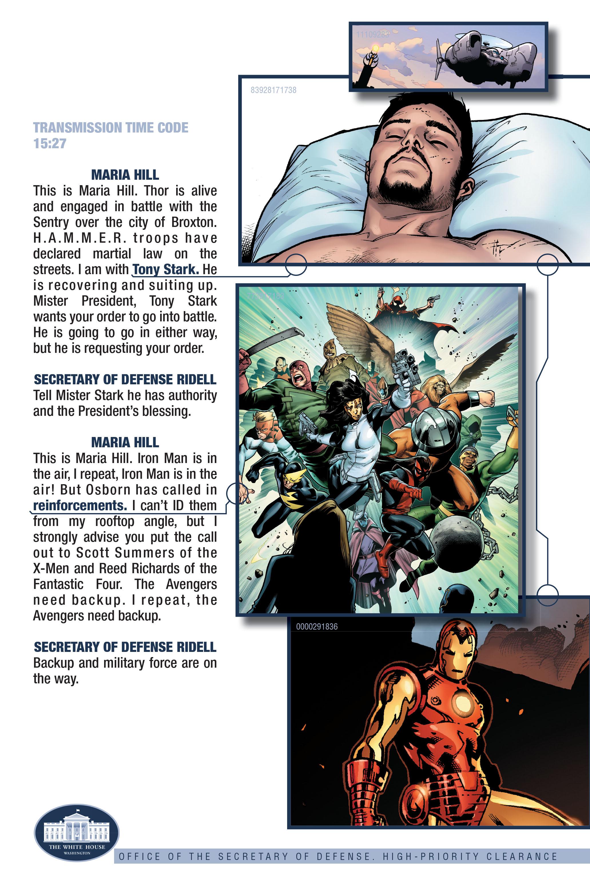 Read online Siege (2010) comic -  Issue #3 - 27