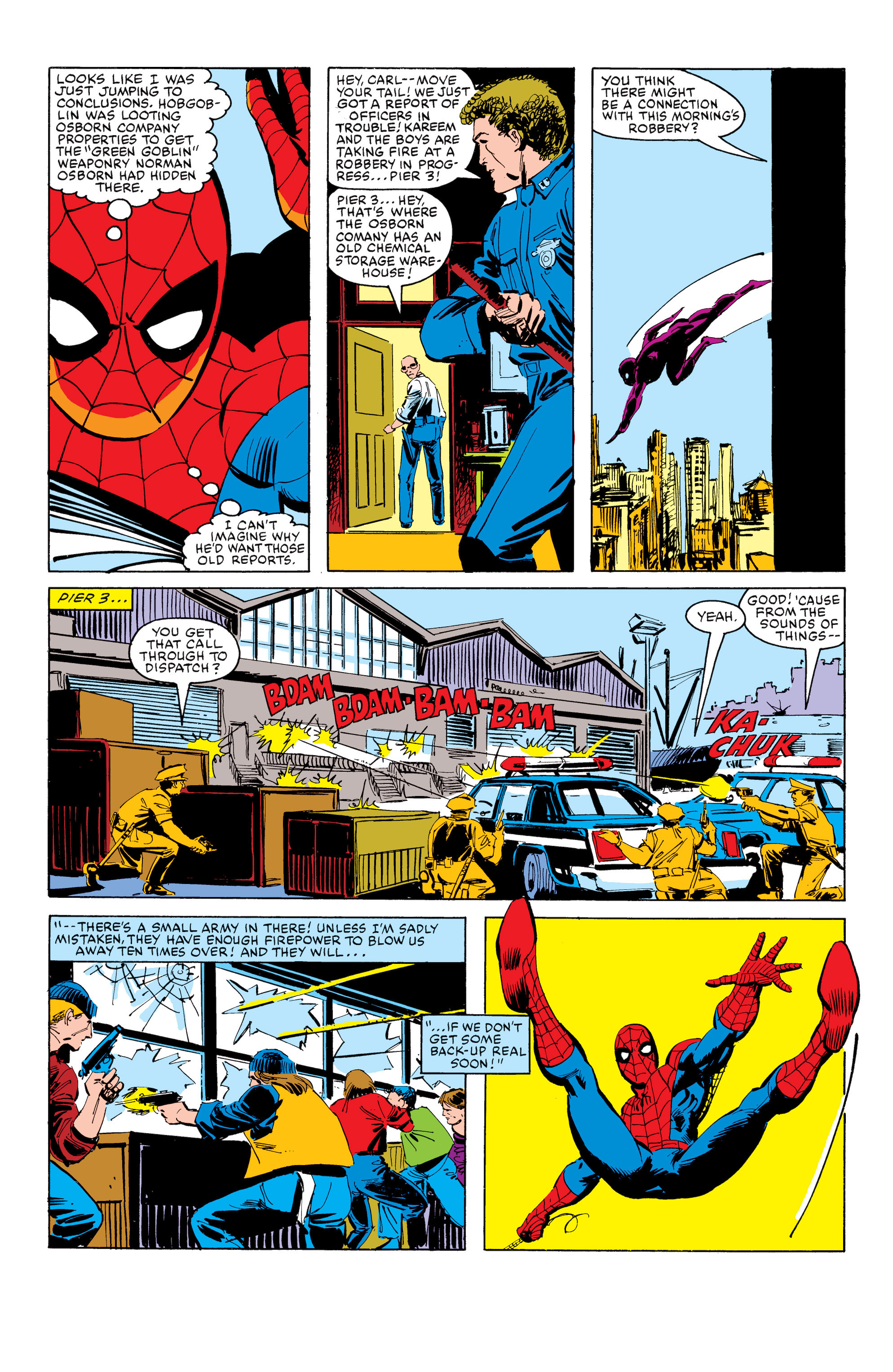 The Amazing Spider-Man (1963) 244 Page 12
