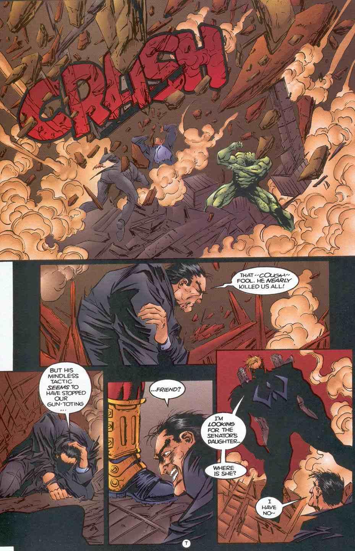 Read online Ultraverse Premiere comic -  Issue #3 - 21