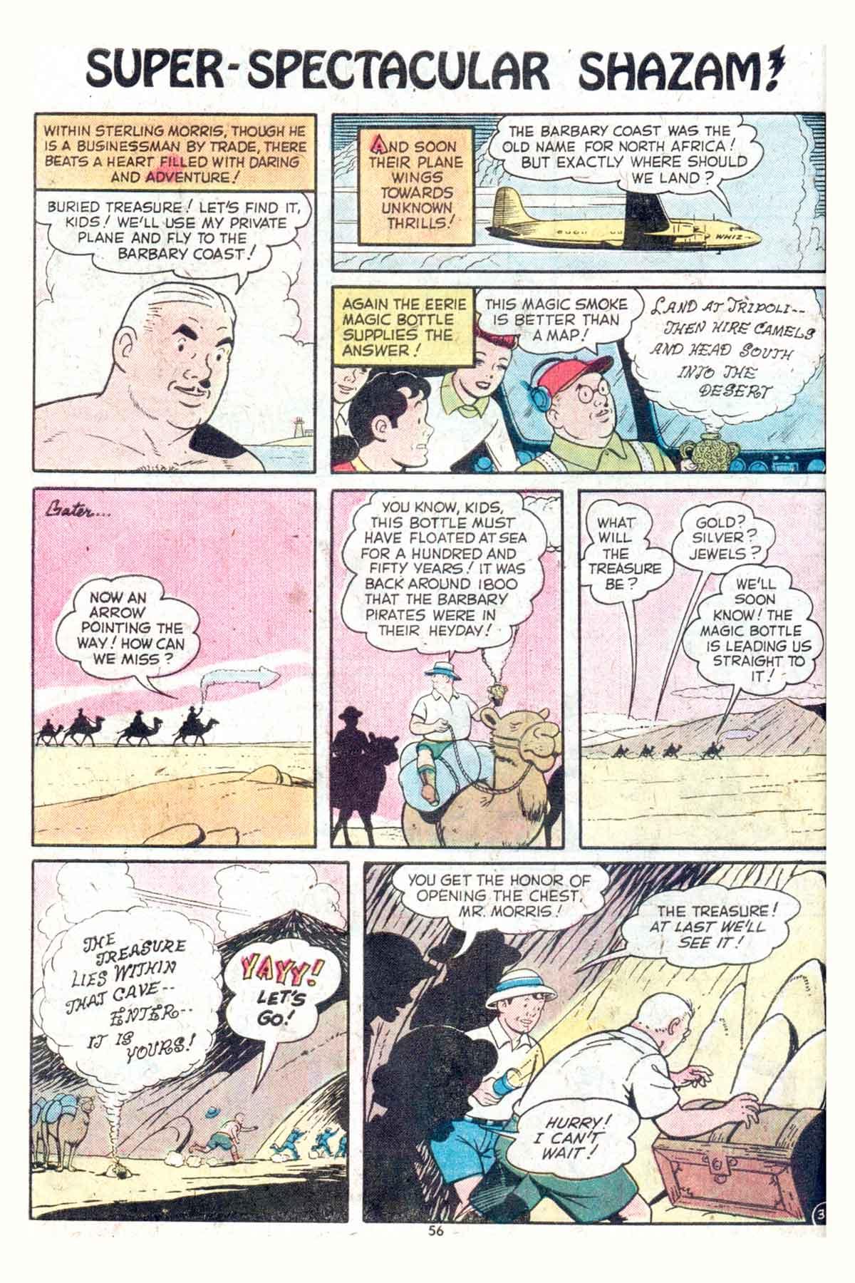 Read online Shazam! (1973) comic -  Issue #13 - 57