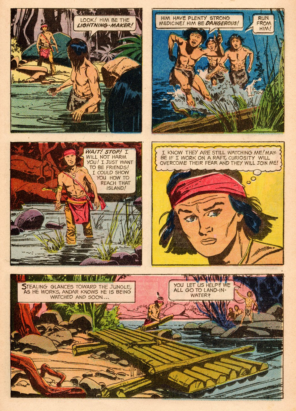 Read online Turok, Son of Stone comic -  Issue #33 - 25
