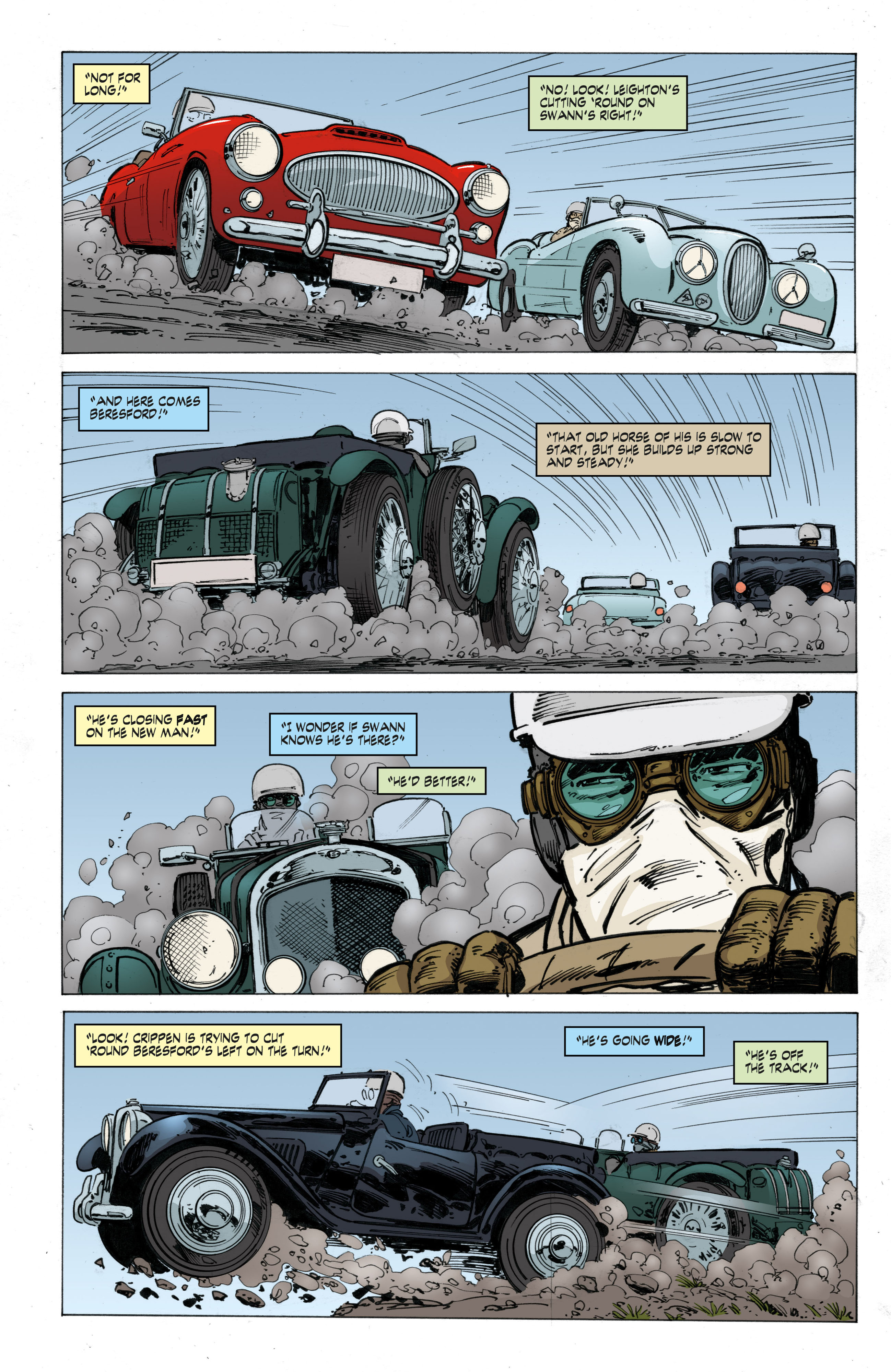 Read online Cold War comic -  Issue # TPB - 49