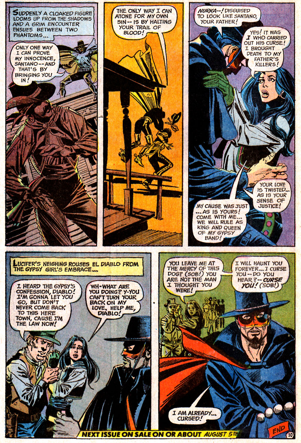 Read online All-Star Western (1970) comic -  Issue #7 - 48
