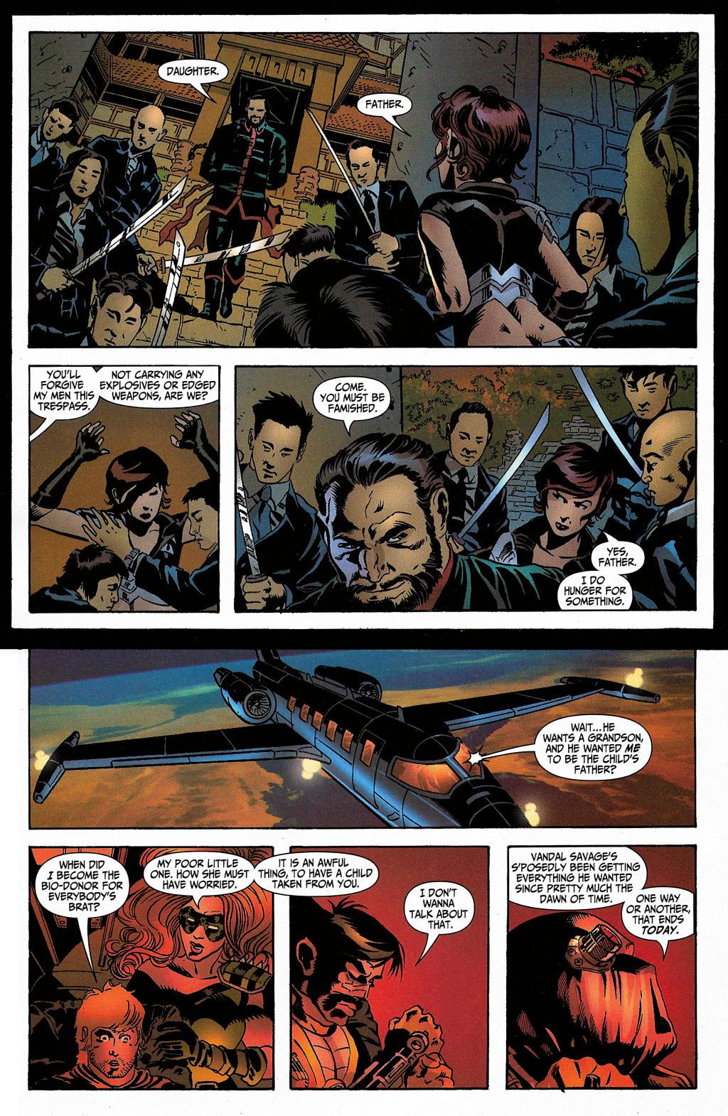 Read online Secret Six (2006) comic -  Issue #5 - 23