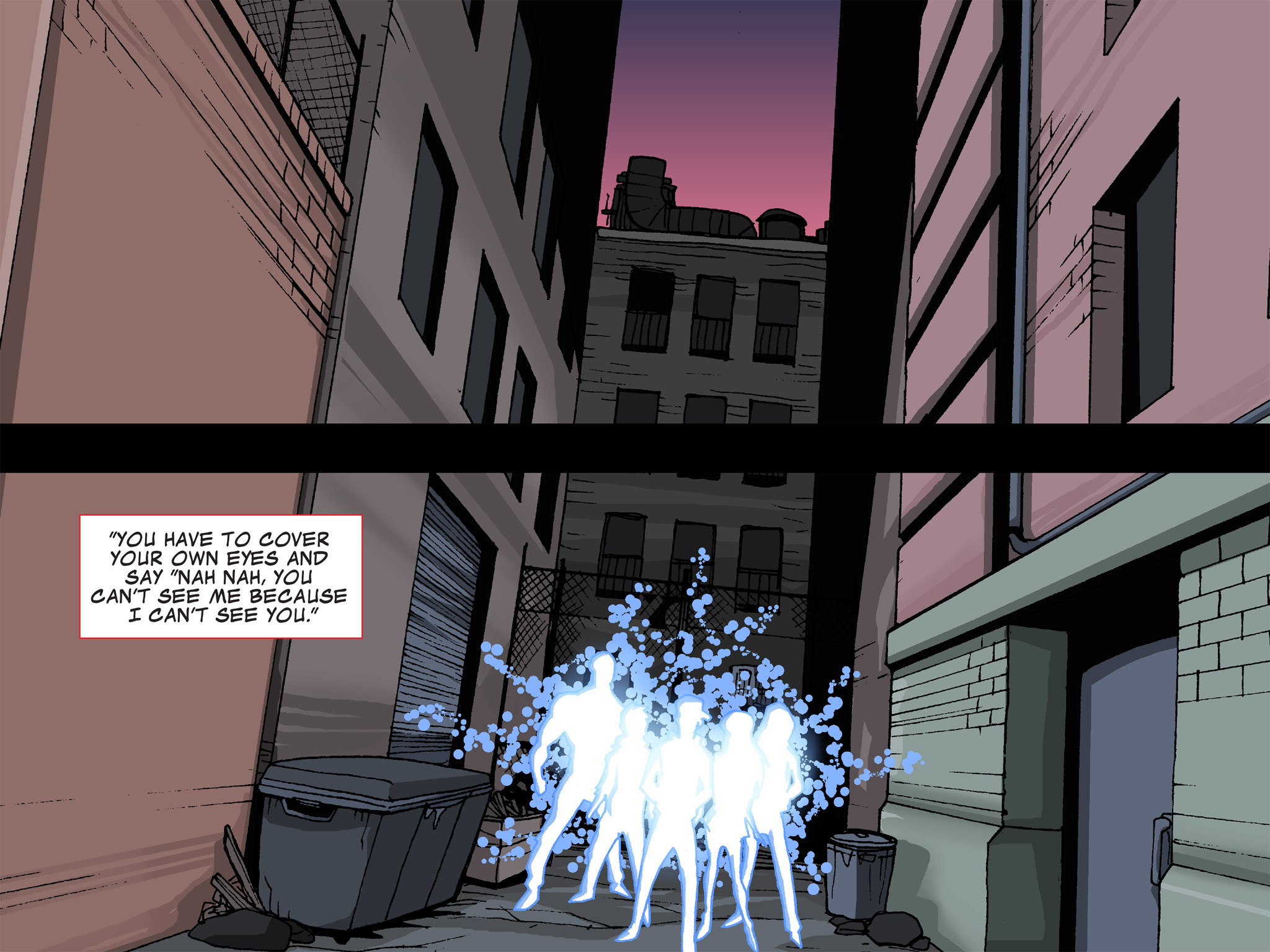 Read online Ultimate Spider-Man (Infinite Comics) (2015) comic -  Issue #21 - 31