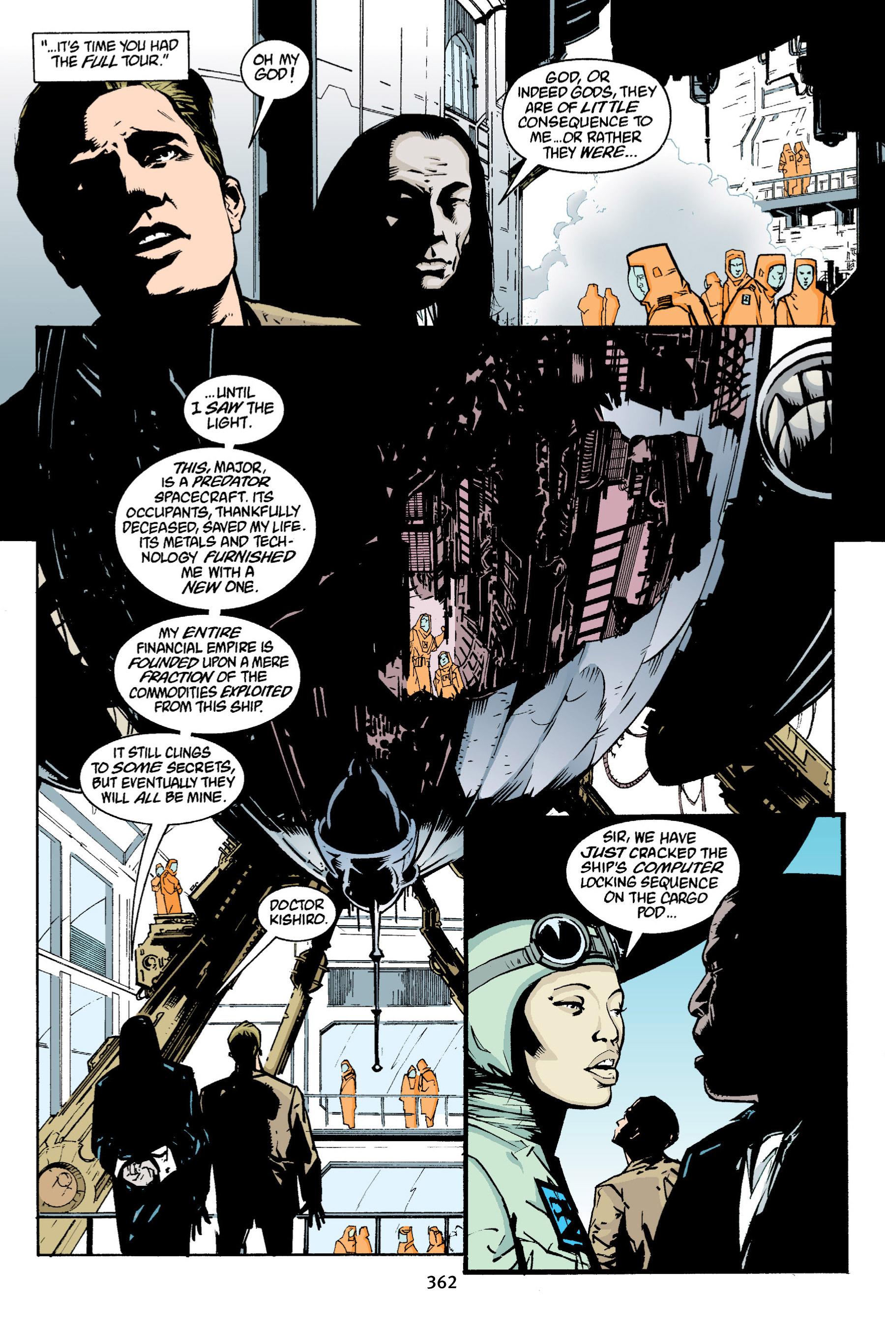 Read online Aliens vs. Predator Omnibus comic -  Issue # _TPB 1 Part 4 - 53