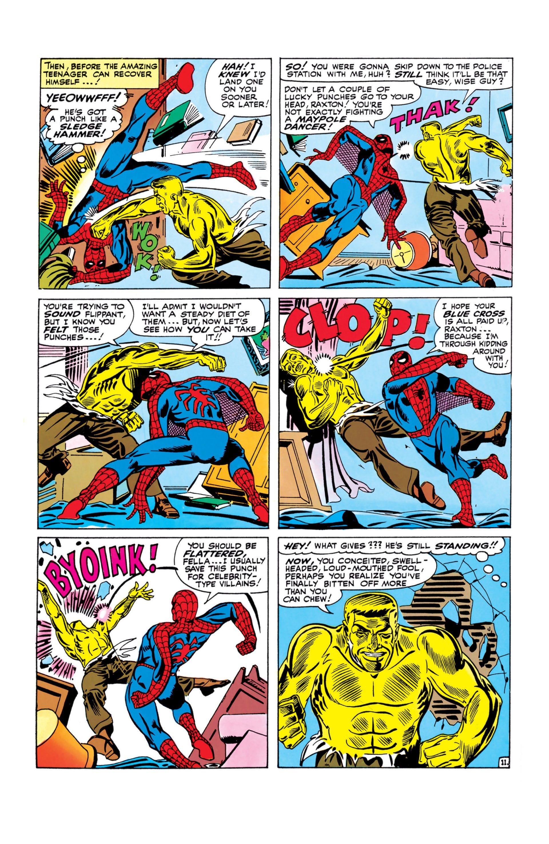 The Amazing Spider-Man (1963) 28 Page 11