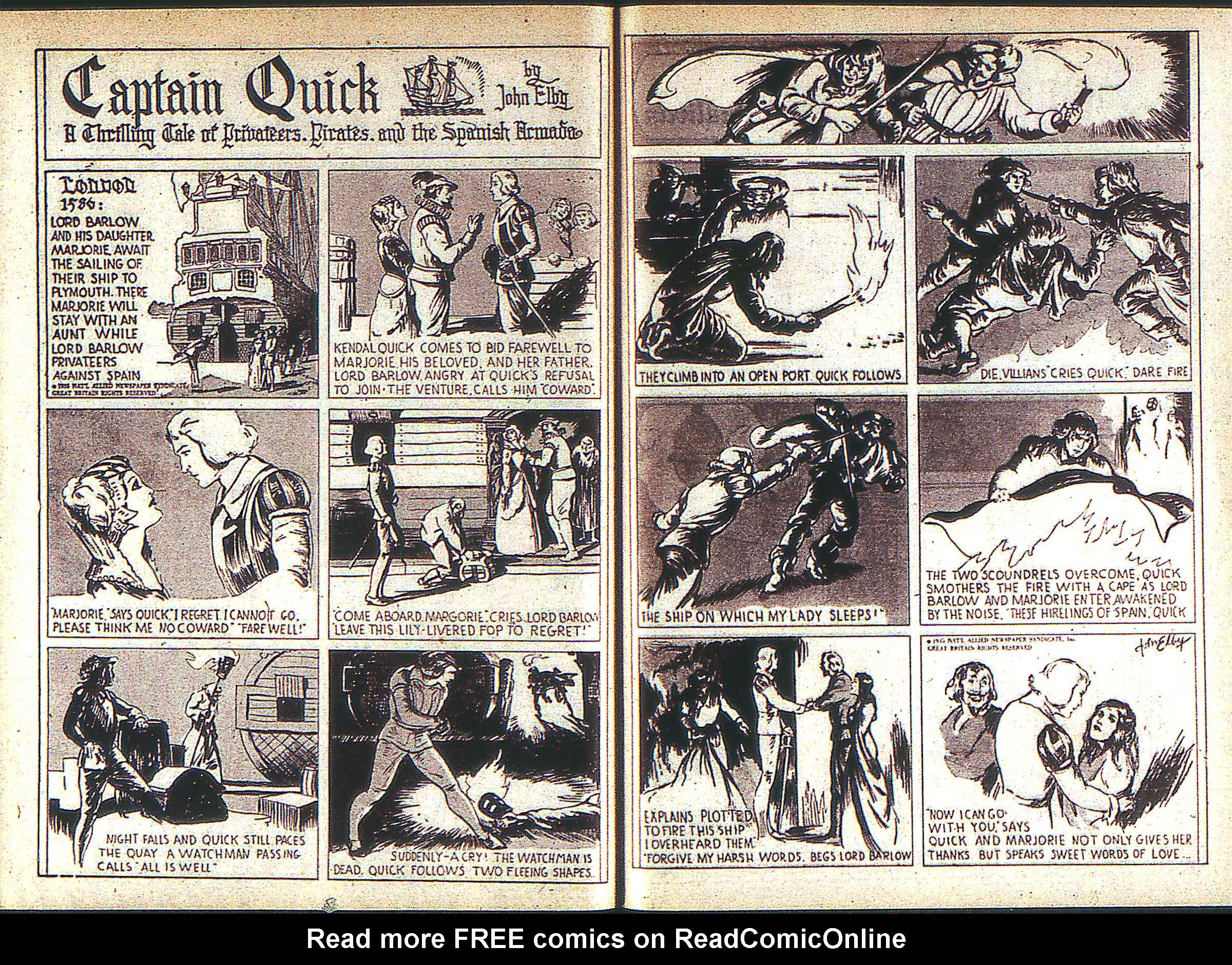 Read online Adventure Comics (1938) comic -  Issue #1 - 32
