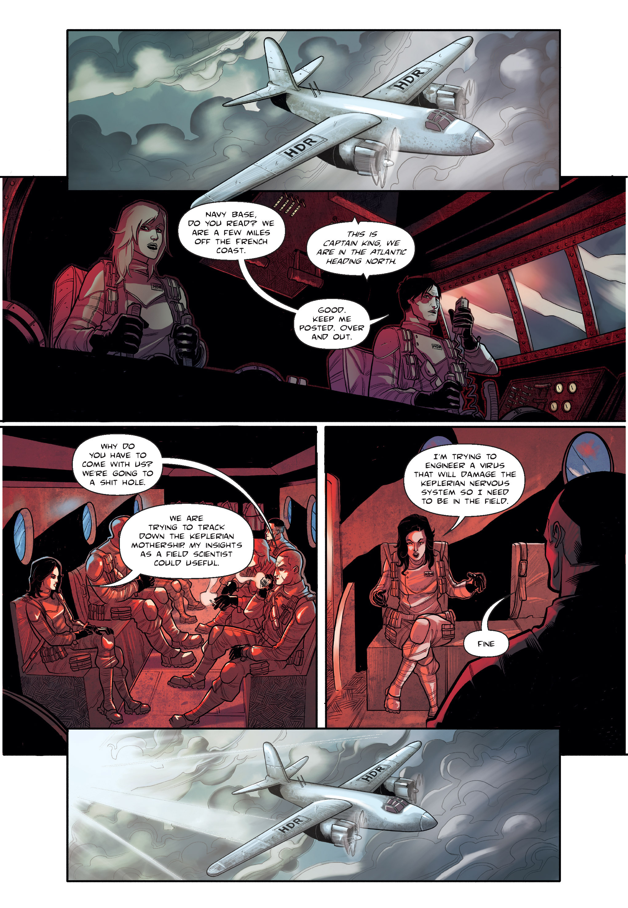 Read online The Shadow of a Terrible Thing comic -  Issue # TPB - 41