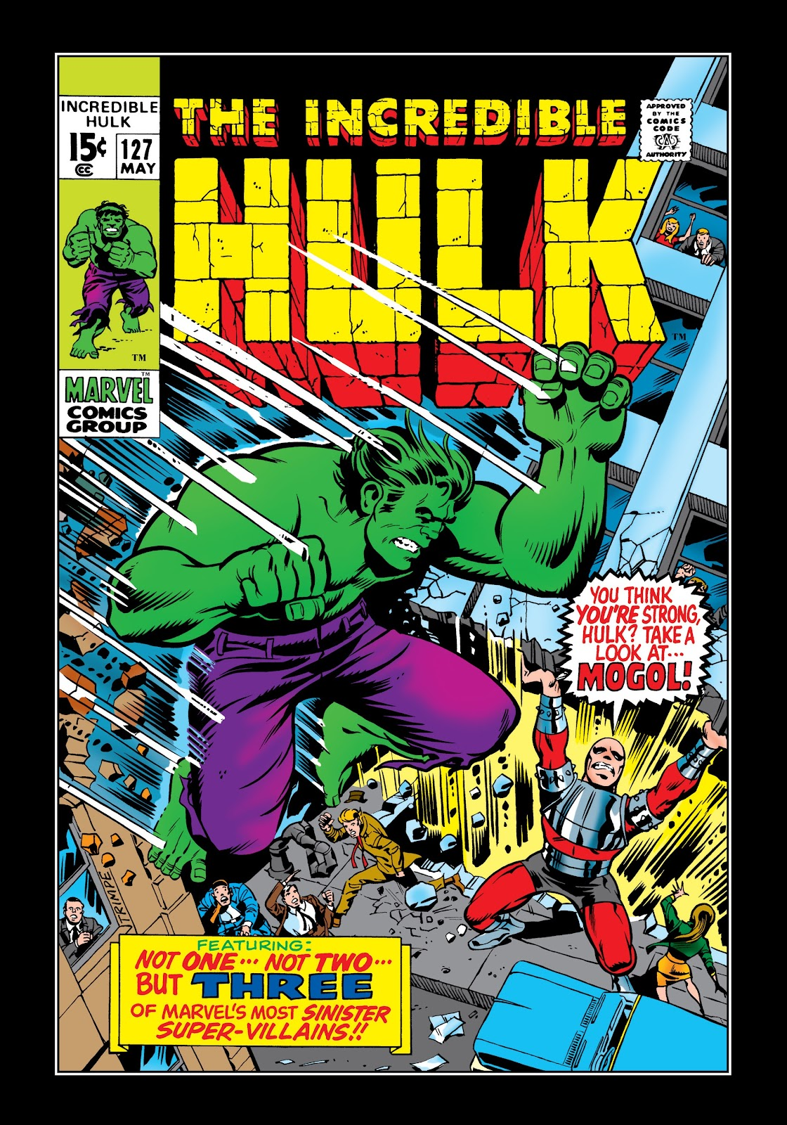 Read online Marvel Masterworks: The Incredible Hulk comic -  Issue # TPB 6 (Part 2) - 14