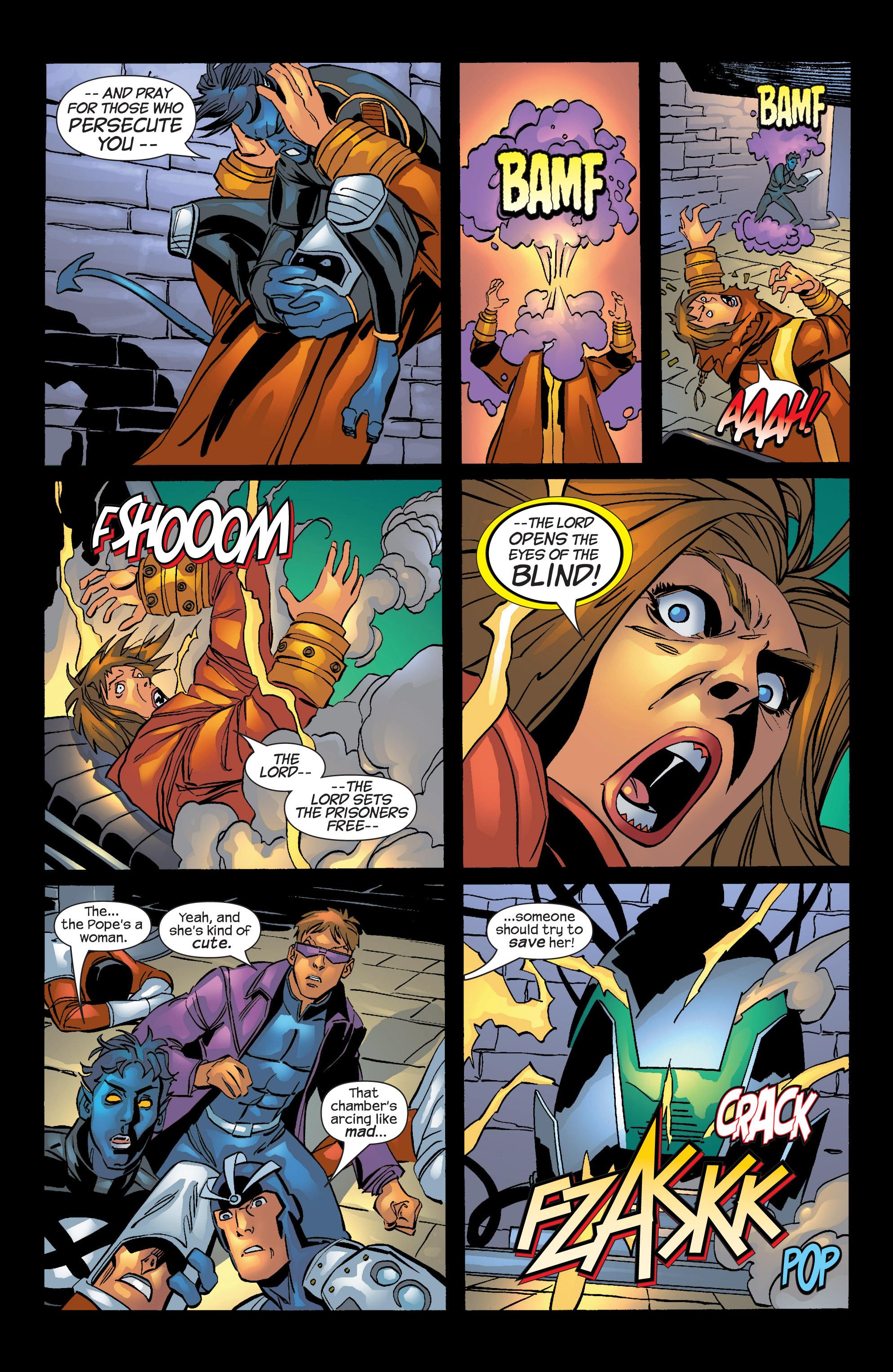 Read online Uncanny X-Men (1963) comic -  Issue #424 - 23