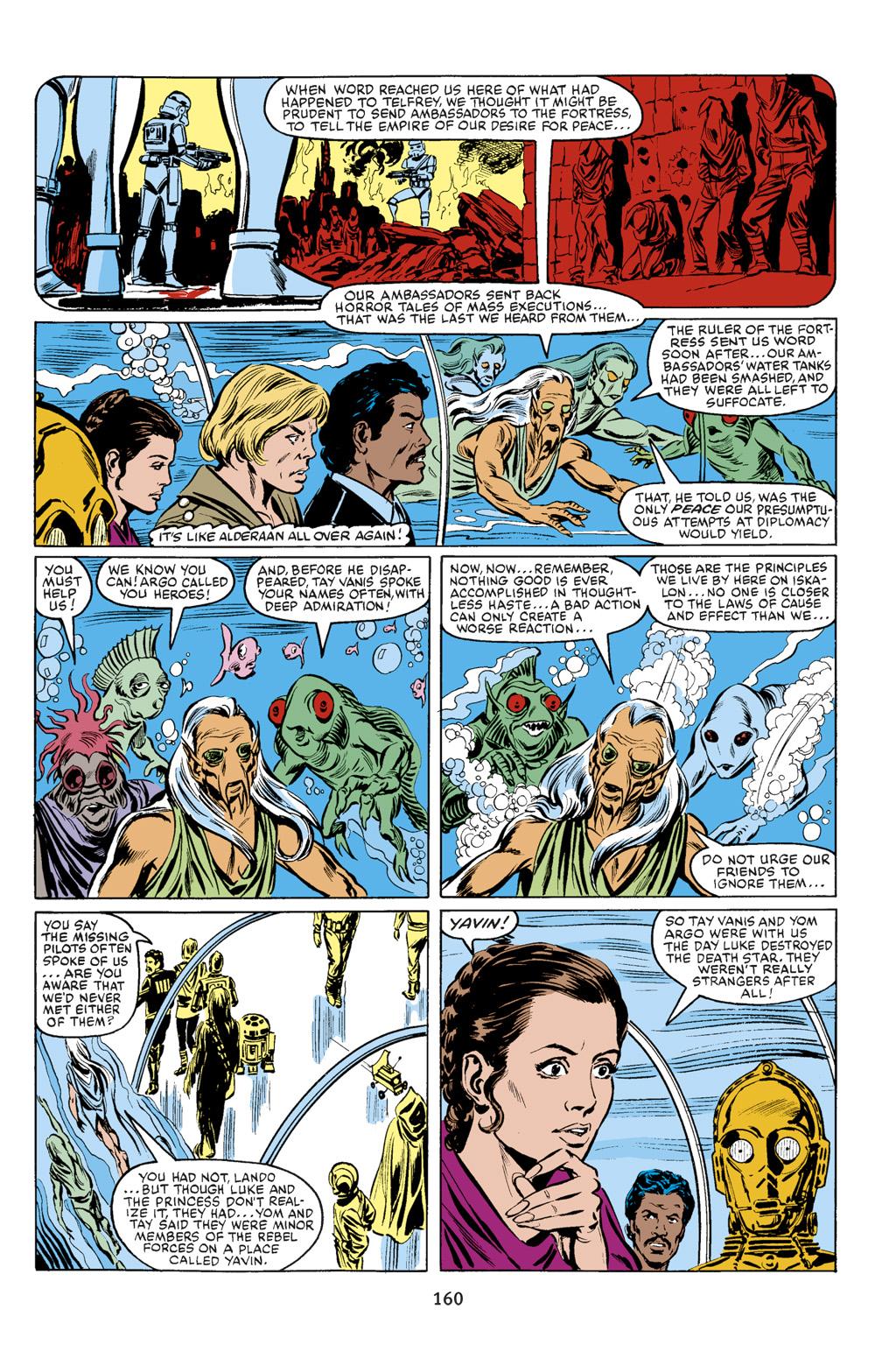 Read online Star Wars Omnibus comic -  Issue # Vol. 18 - 149