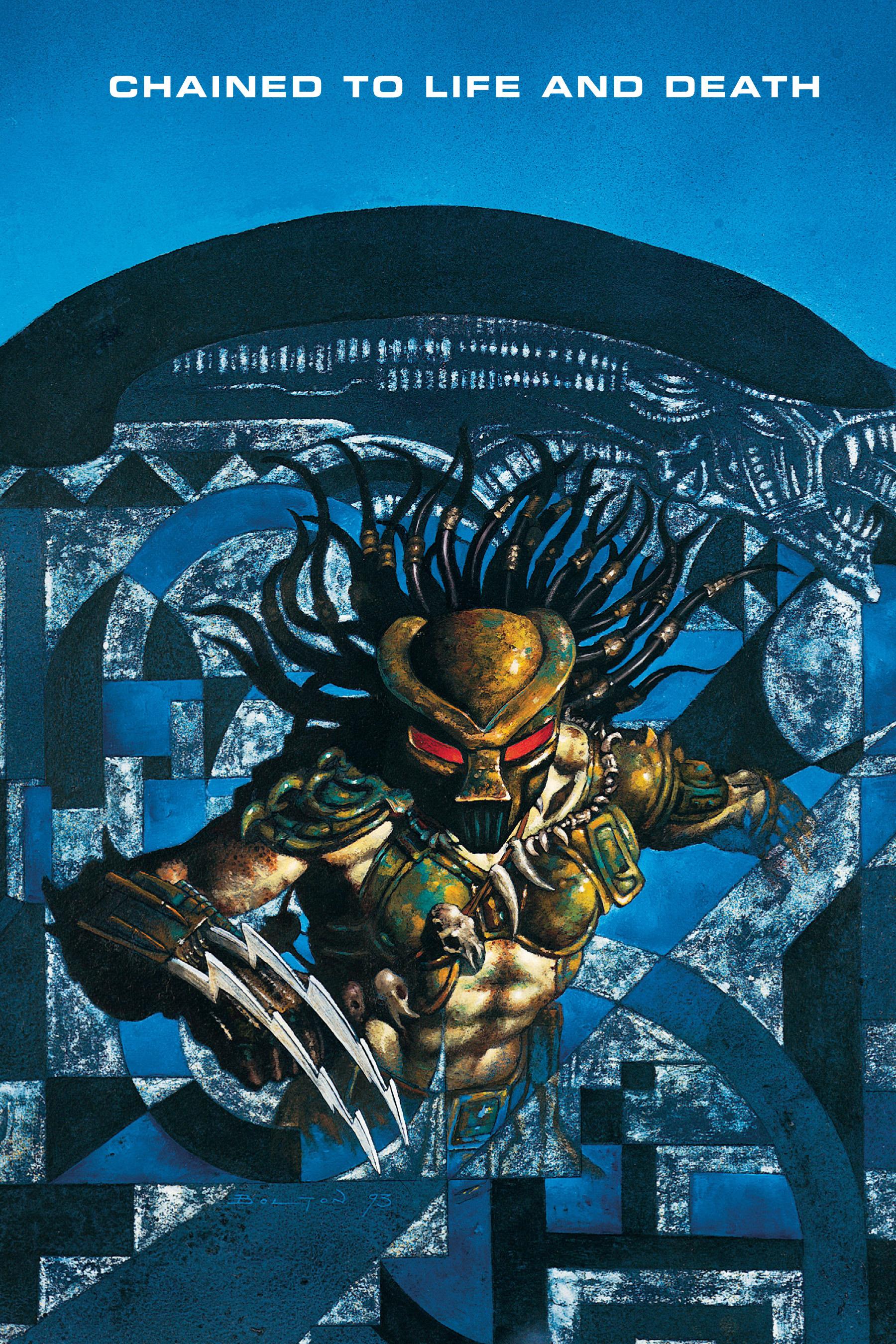 Read online Aliens vs. Predator Omnibus comic -  Issue # _TPB 2 Part 4 - 26