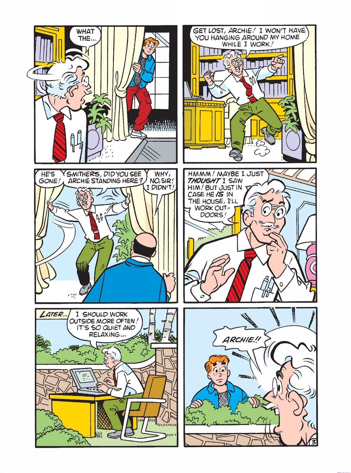 Read online Archie 1000 Page Comics Bonanza comic -  Issue #3 (Part 2) - 69