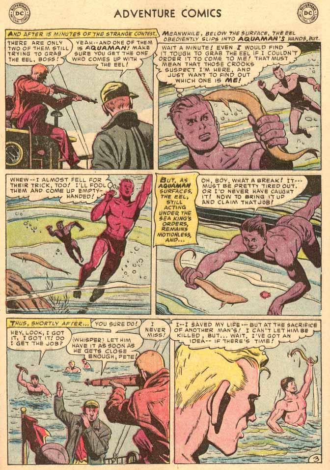 Read online Adventure Comics (1938) comic -  Issue #185 - 19