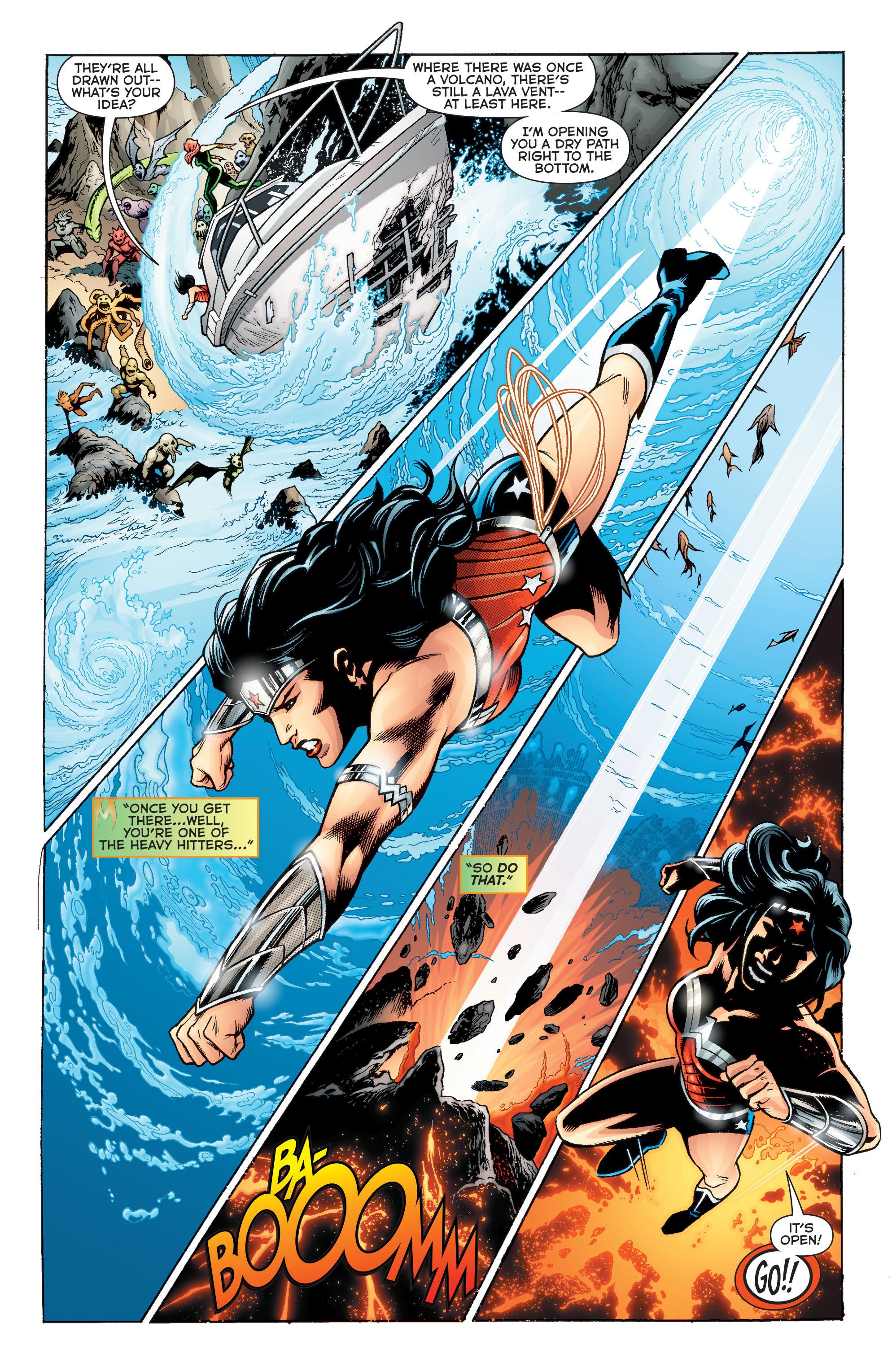Read online Aquaman (2011) comic -  Issue #Aquaman (2011) _Annual 2 - 36
