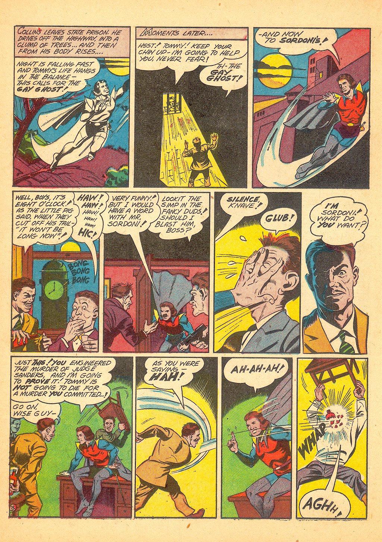 Read online Sensation (Mystery) Comics comic -  Issue #25 - 34