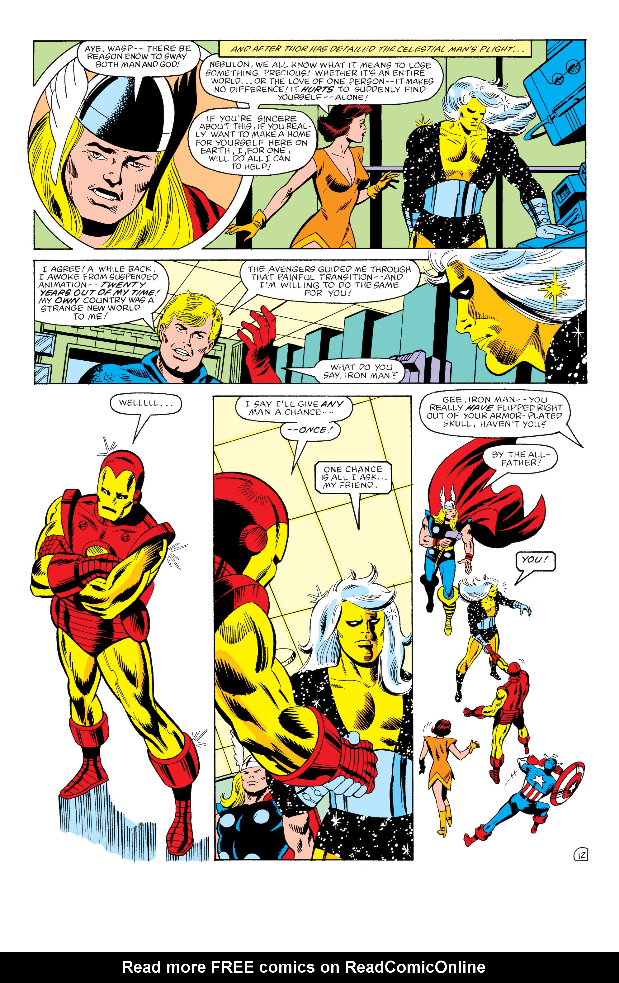 The Avengers (1963) _Annual_11 Page 12