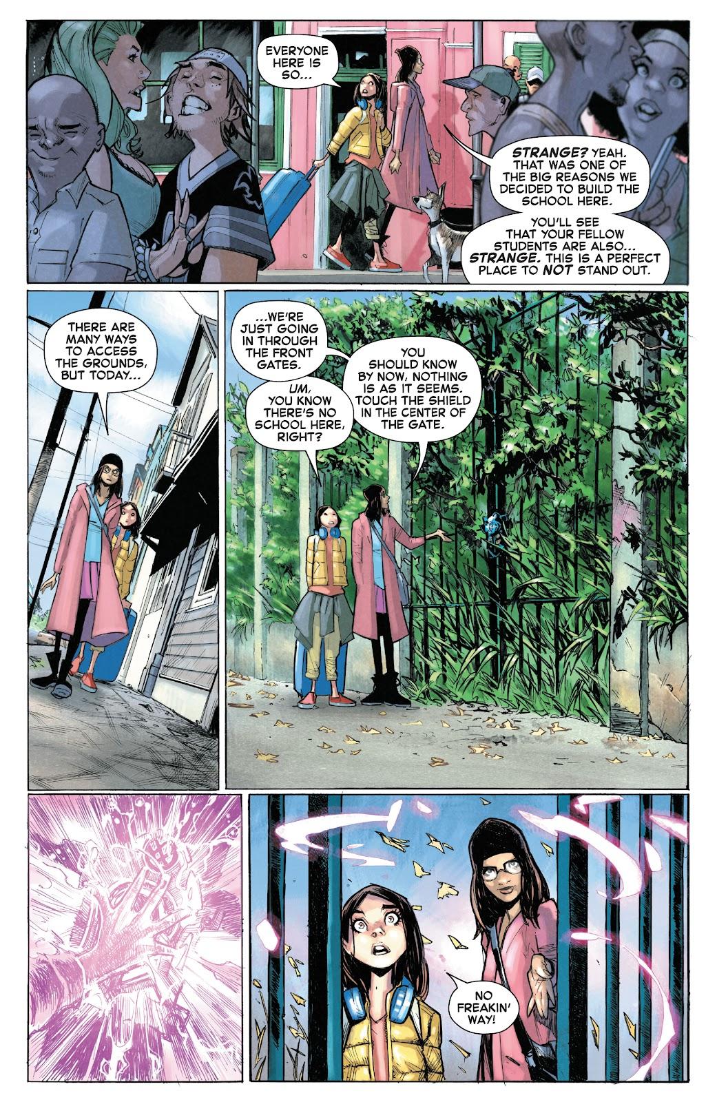 Read online Dr. Strange comic -  Issue #2 - 25