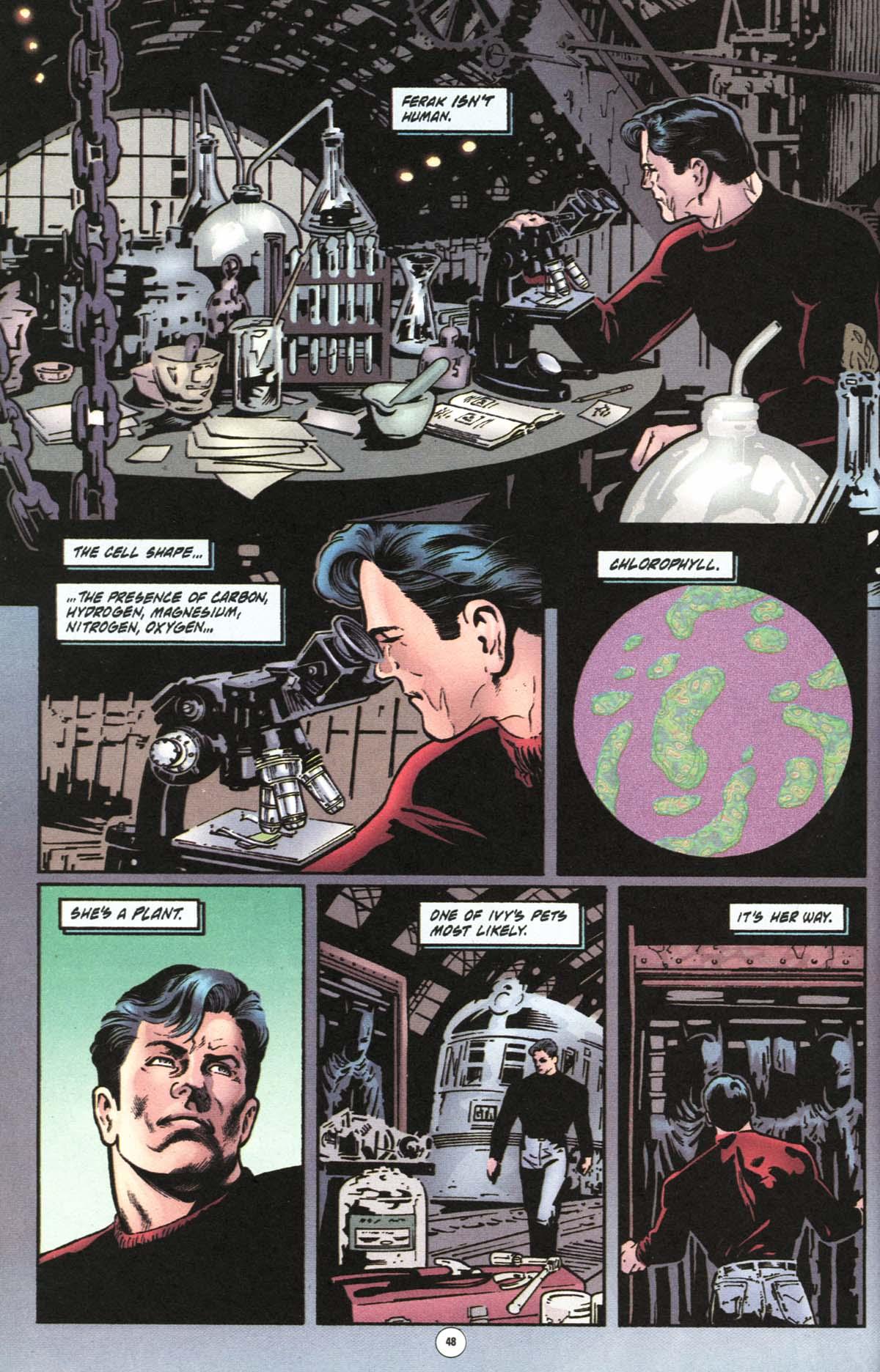 Read online Batman: No Man's Land comic -  Issue #0 - 44