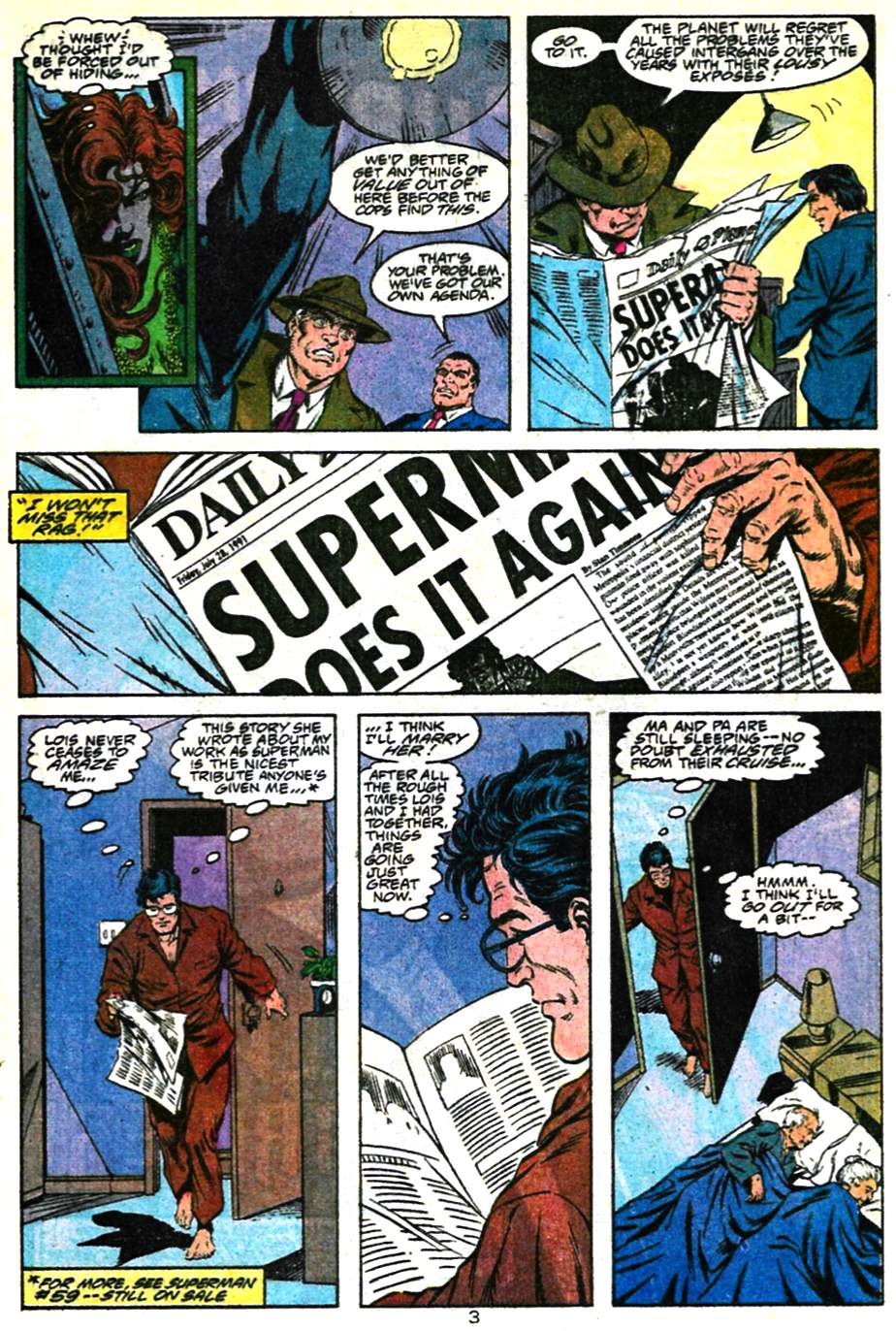 Read online Adventures of Superman (1987) comic -  Issue #482 - 4