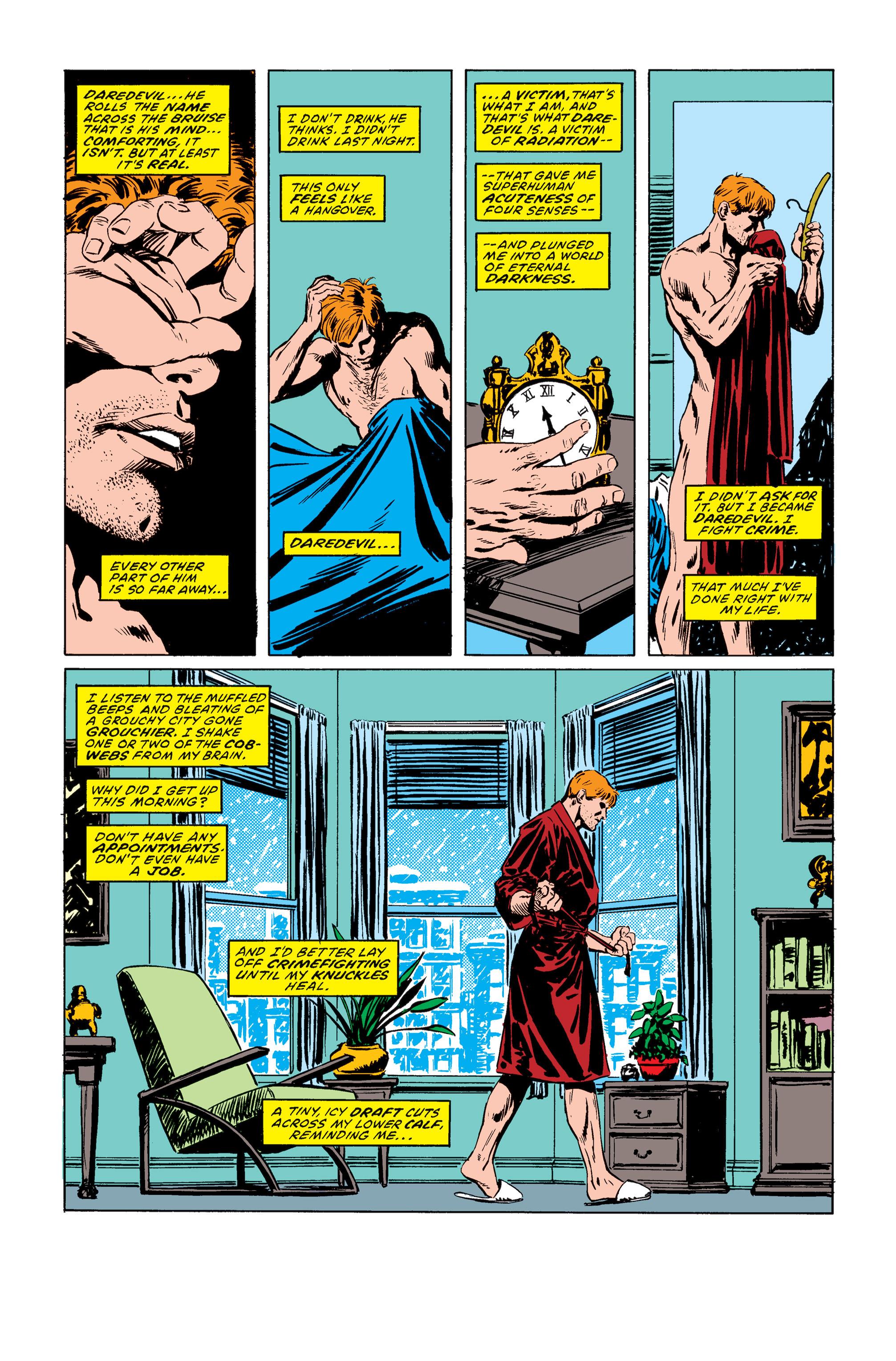 Read online Daredevil: Born Again comic -  Issue # Full - 33
