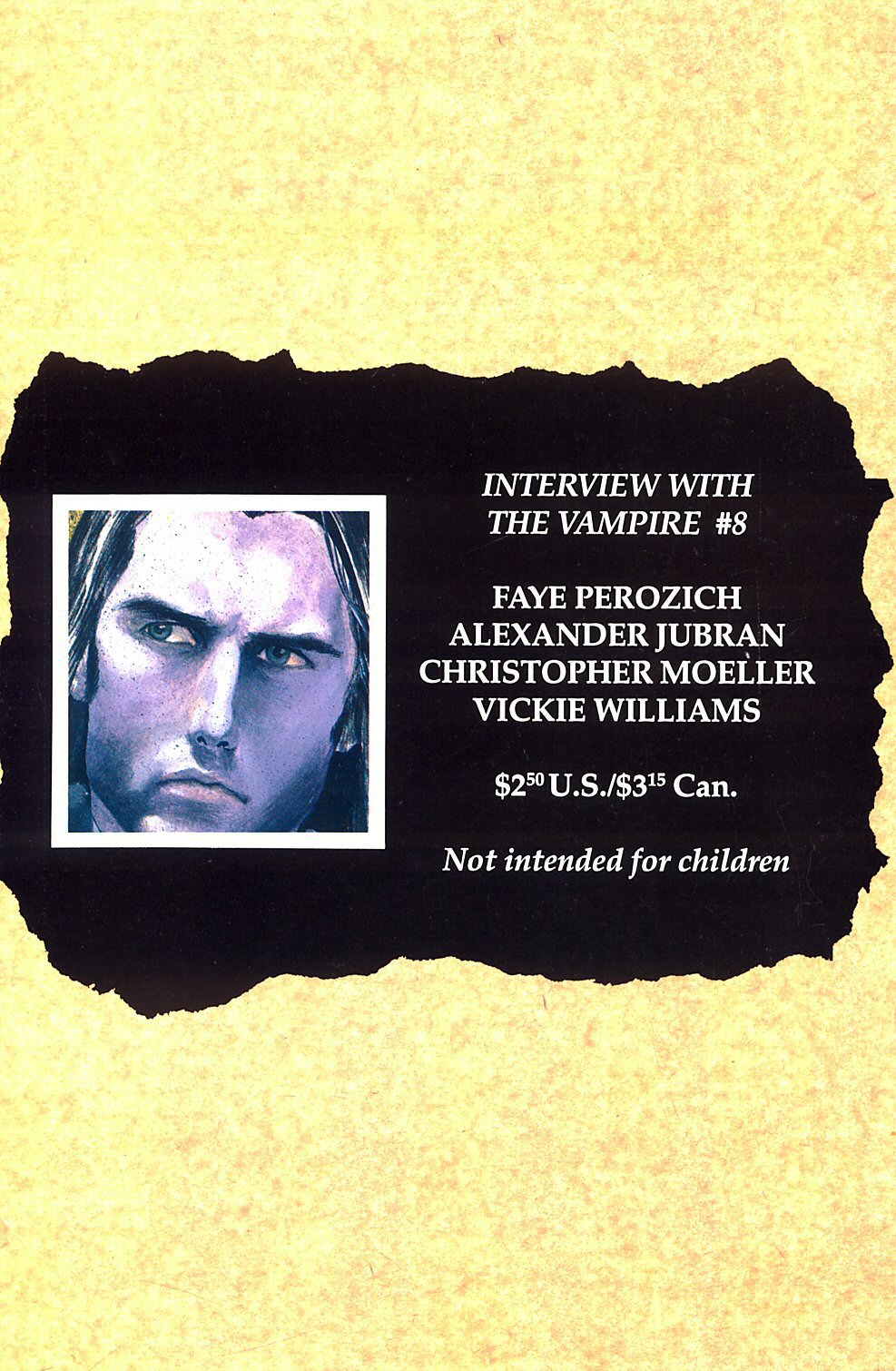 Read online Anne Rice's Interview with the Vampire comic -  Issue #8 - 4
