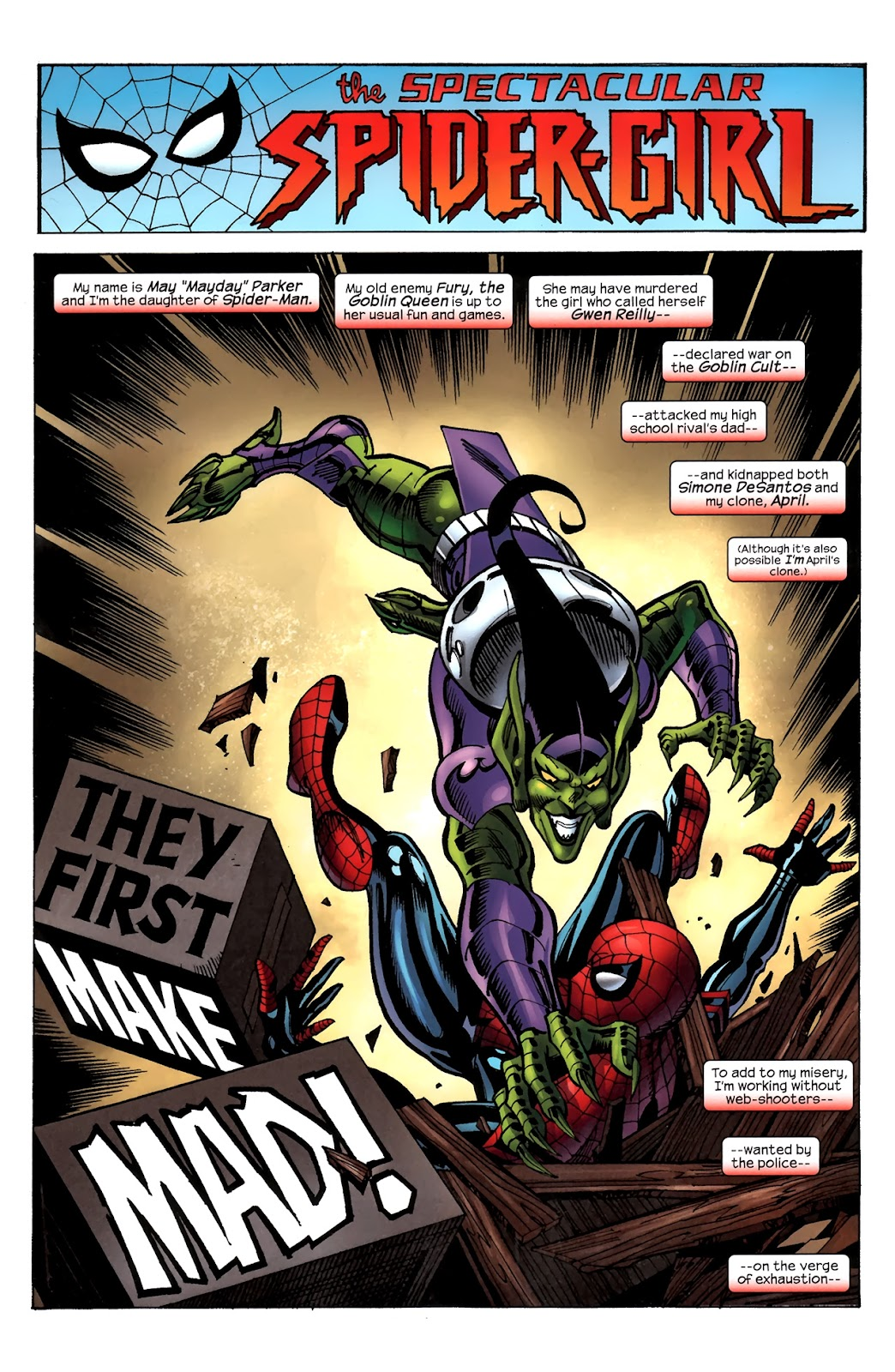 Web of Spider-Man (2009) Issue #4 #4 - English 16