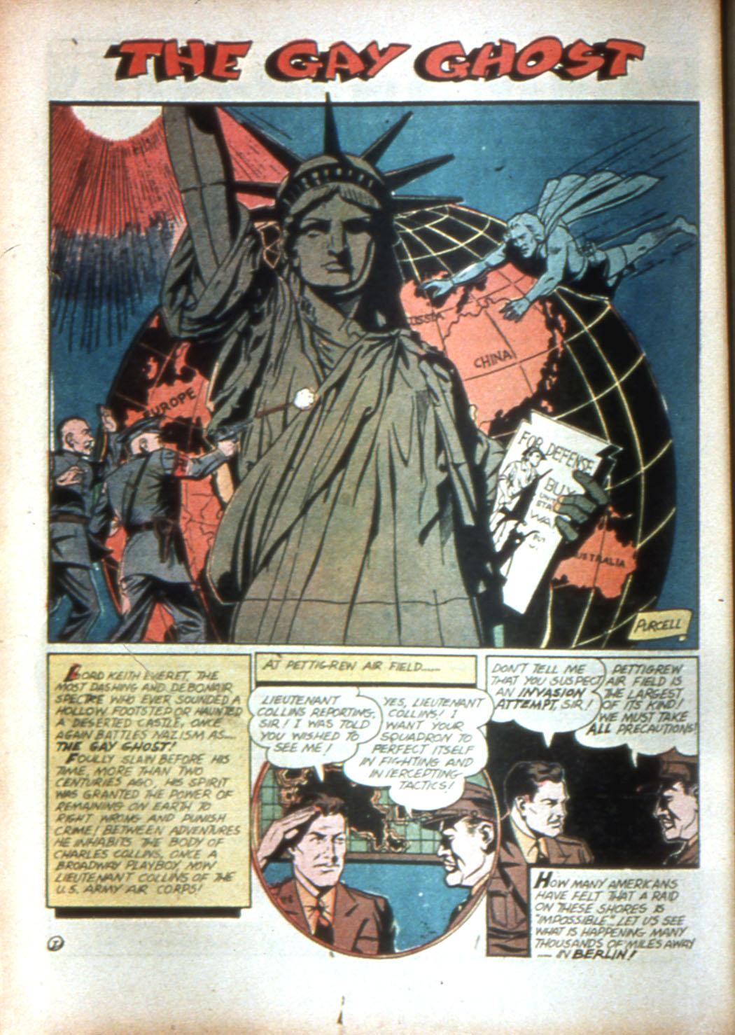 Read online Sensation (Mystery) Comics comic -  Issue #16 - 26