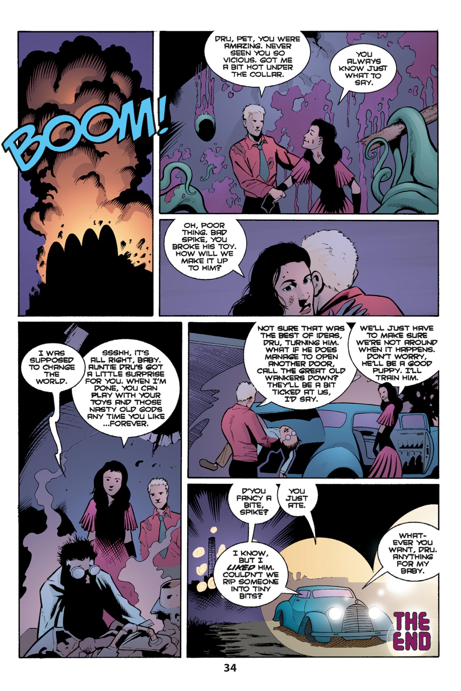 Read online Buffy the Vampire Slayer: Omnibus comic -  Issue # TPB 1 - 36