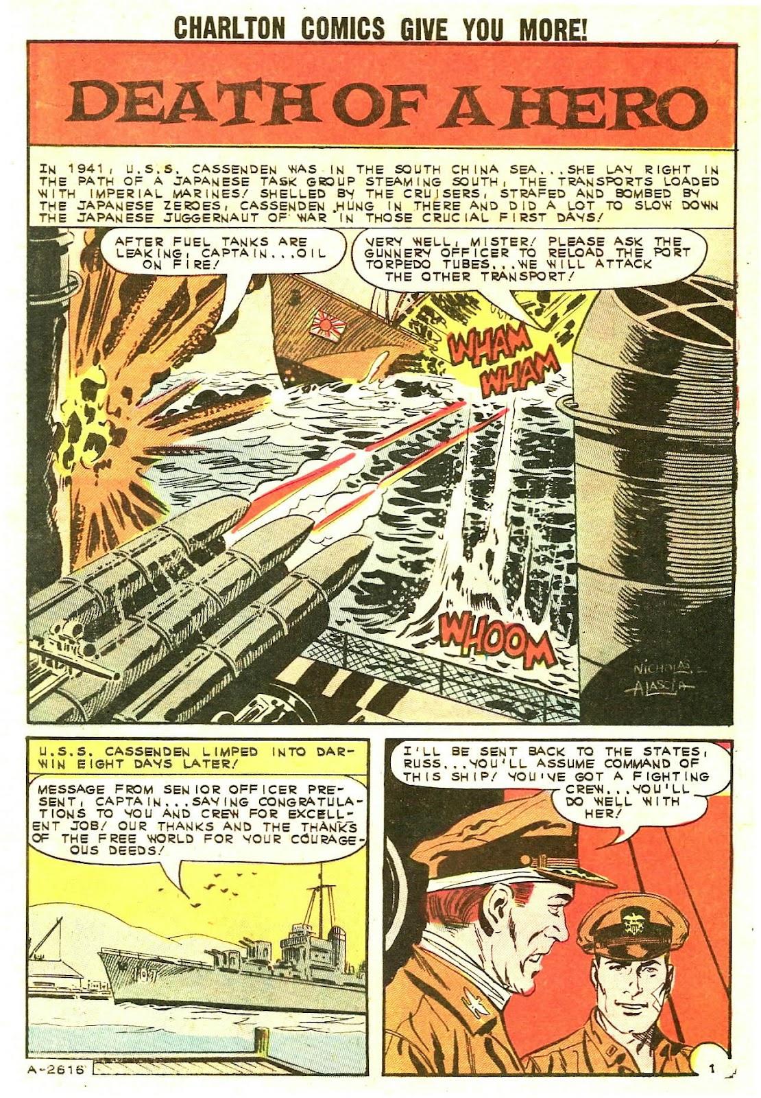 Read online Fightin' Navy comic -  Issue #110 - 9