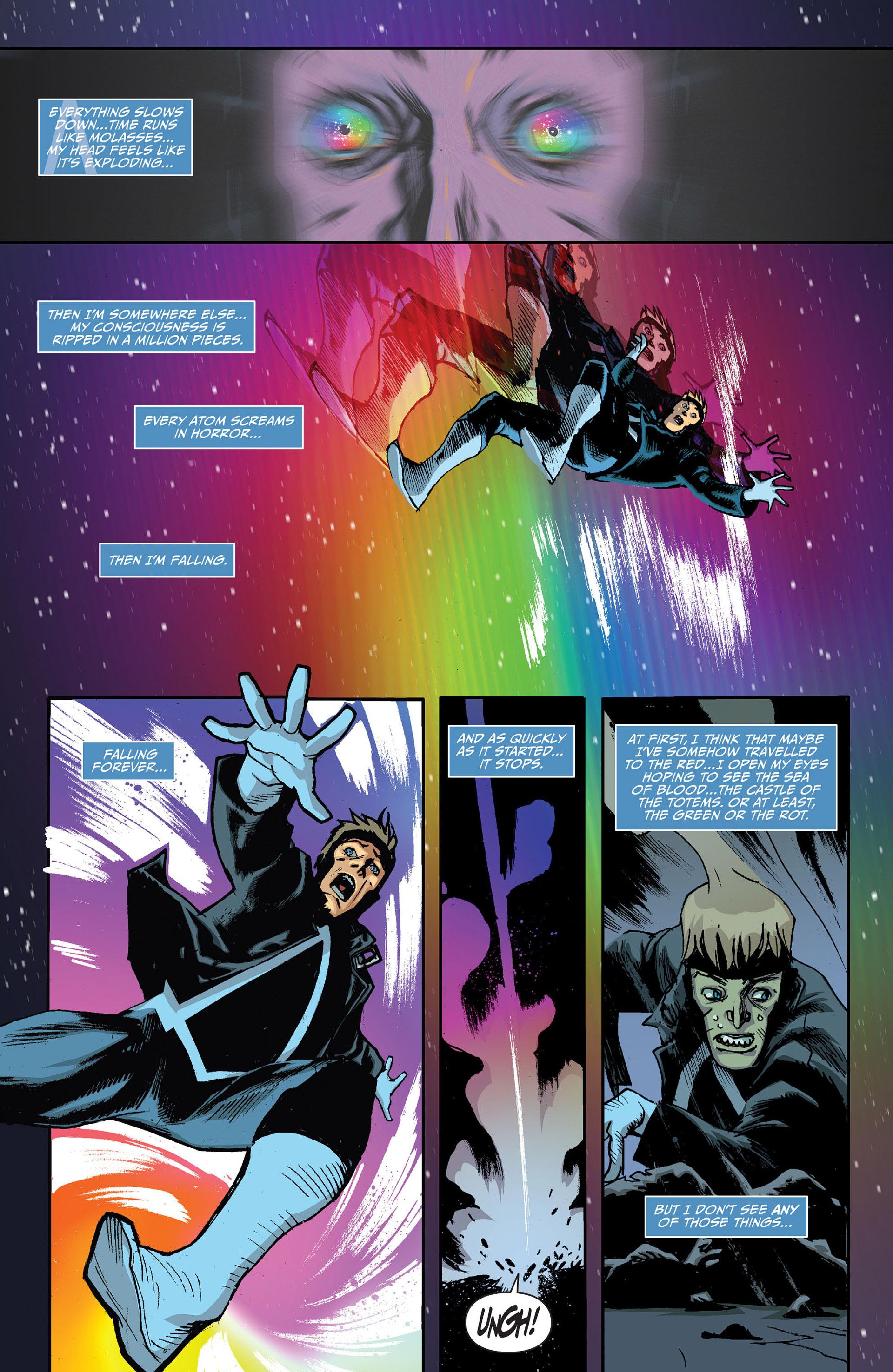 Read online Animal Man (2011) comic -  Issue #25 - 19