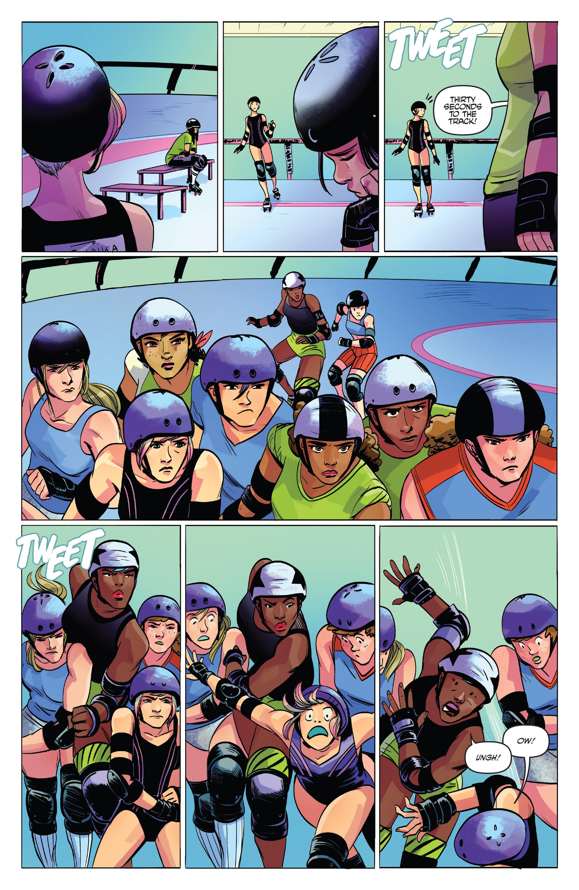 Read online Slam! comic -  Issue #2 - 11