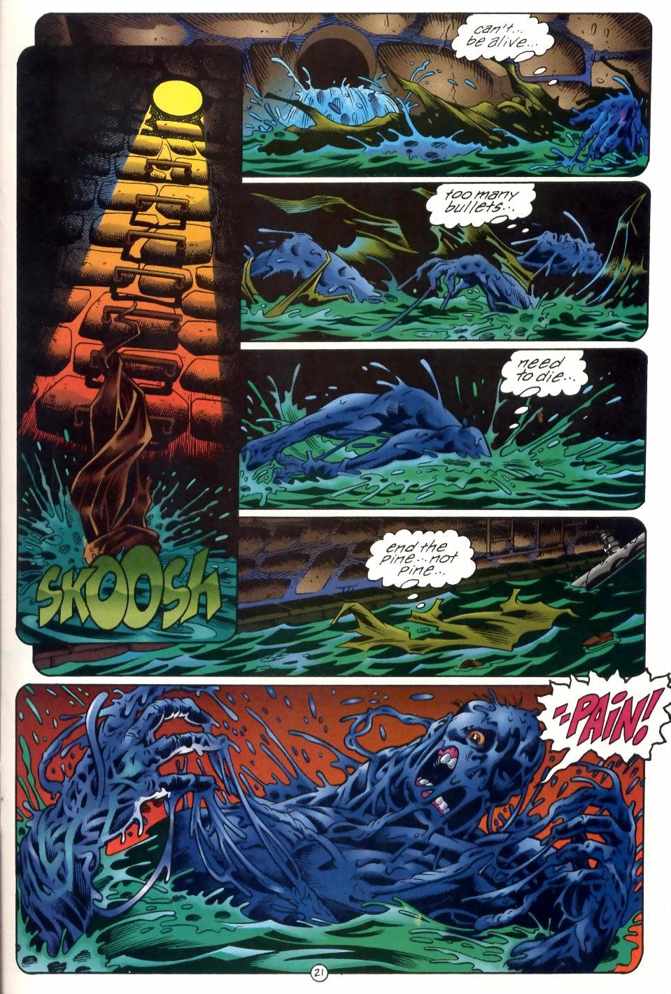 Read online Sludge comic -  Issue #1 - 22