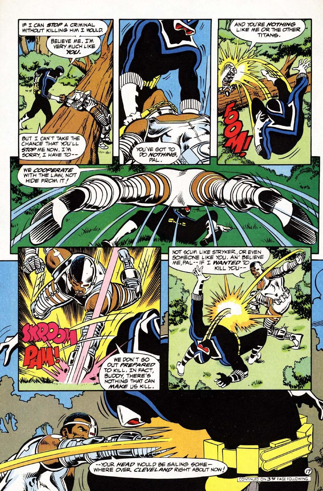 Vigilante (1983) issue 3 - Page 18