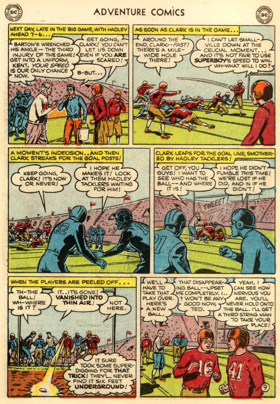 Read online Adventure Comics (1938) comic -  Issue #170 - 11