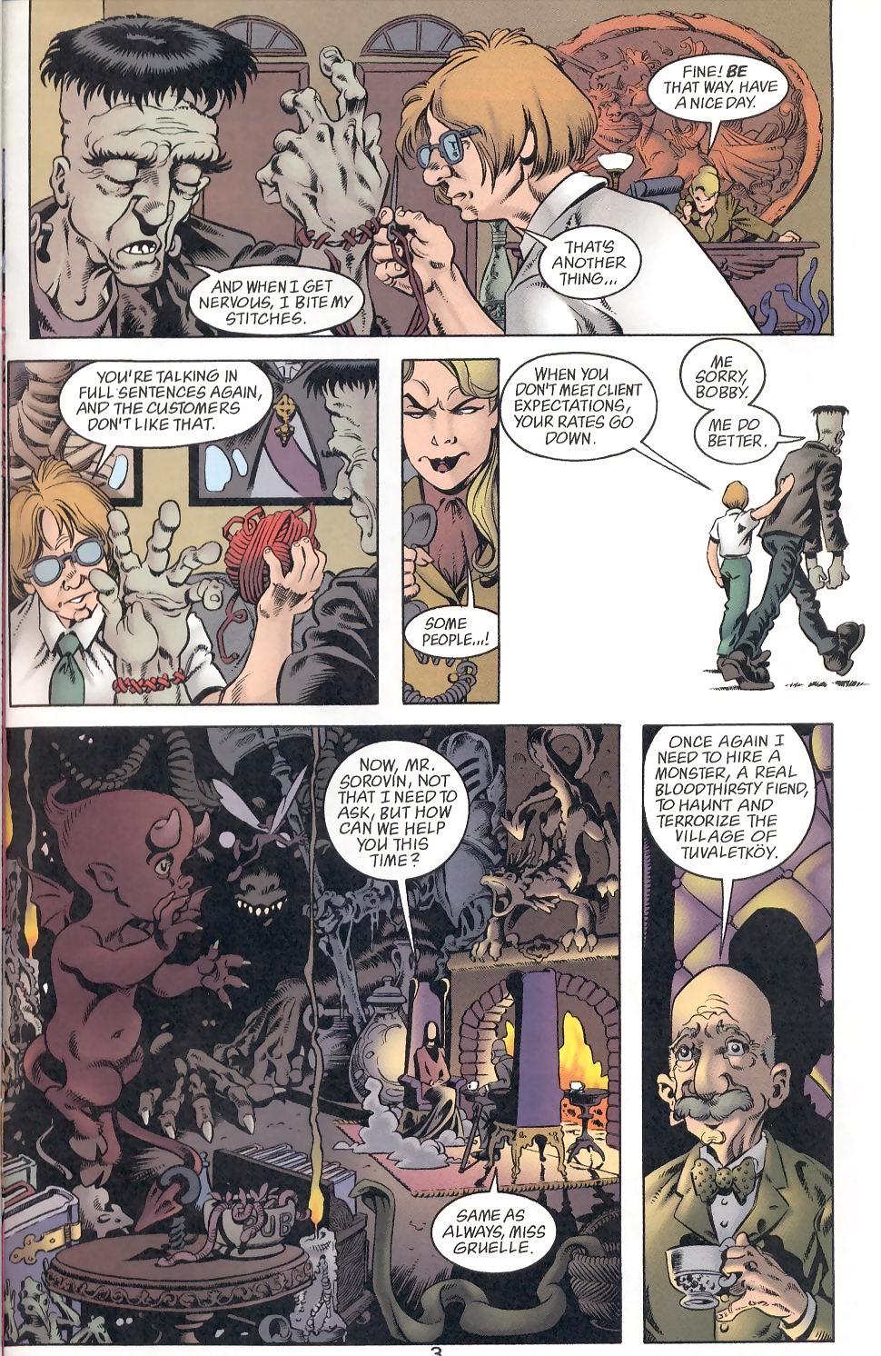 Read online Flinch comic -  Issue #7 - 18