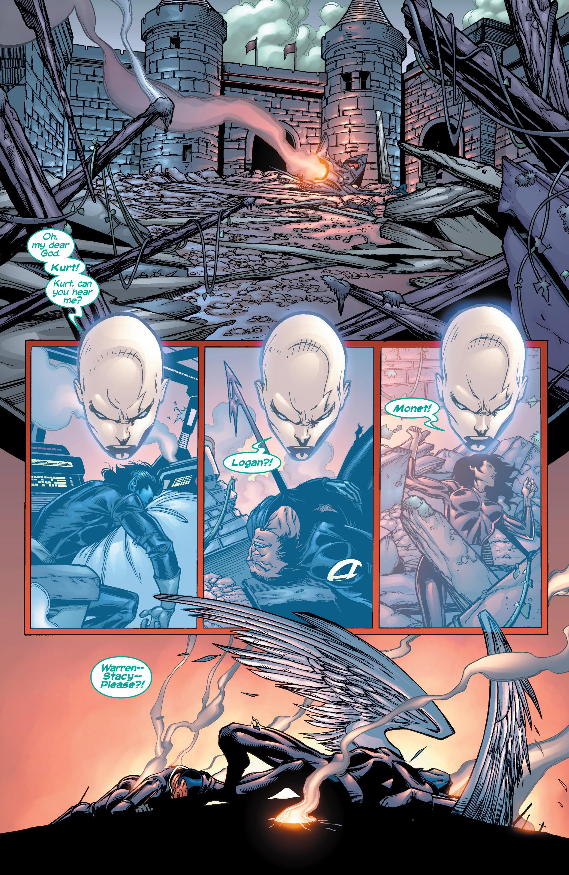 Read online Uncanny X-Men (1963) comic -  Issue #410 - 19