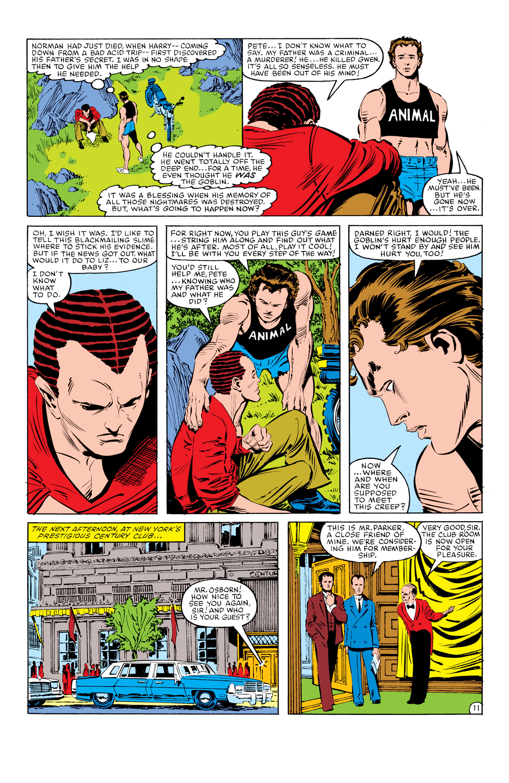 The Amazing Spider-Man (1963) 249 Page 11